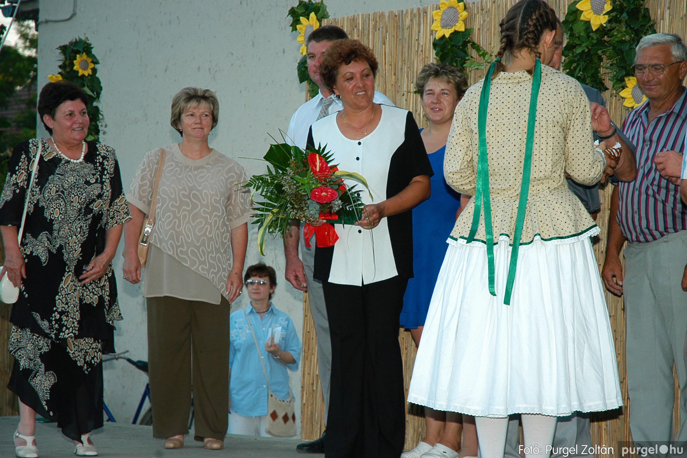 2004.08.20. 157 Szegvári falunapok 2004. 2. nap - Fotó:PURGEL ZOLTÁN© DSC_0200q.jpg