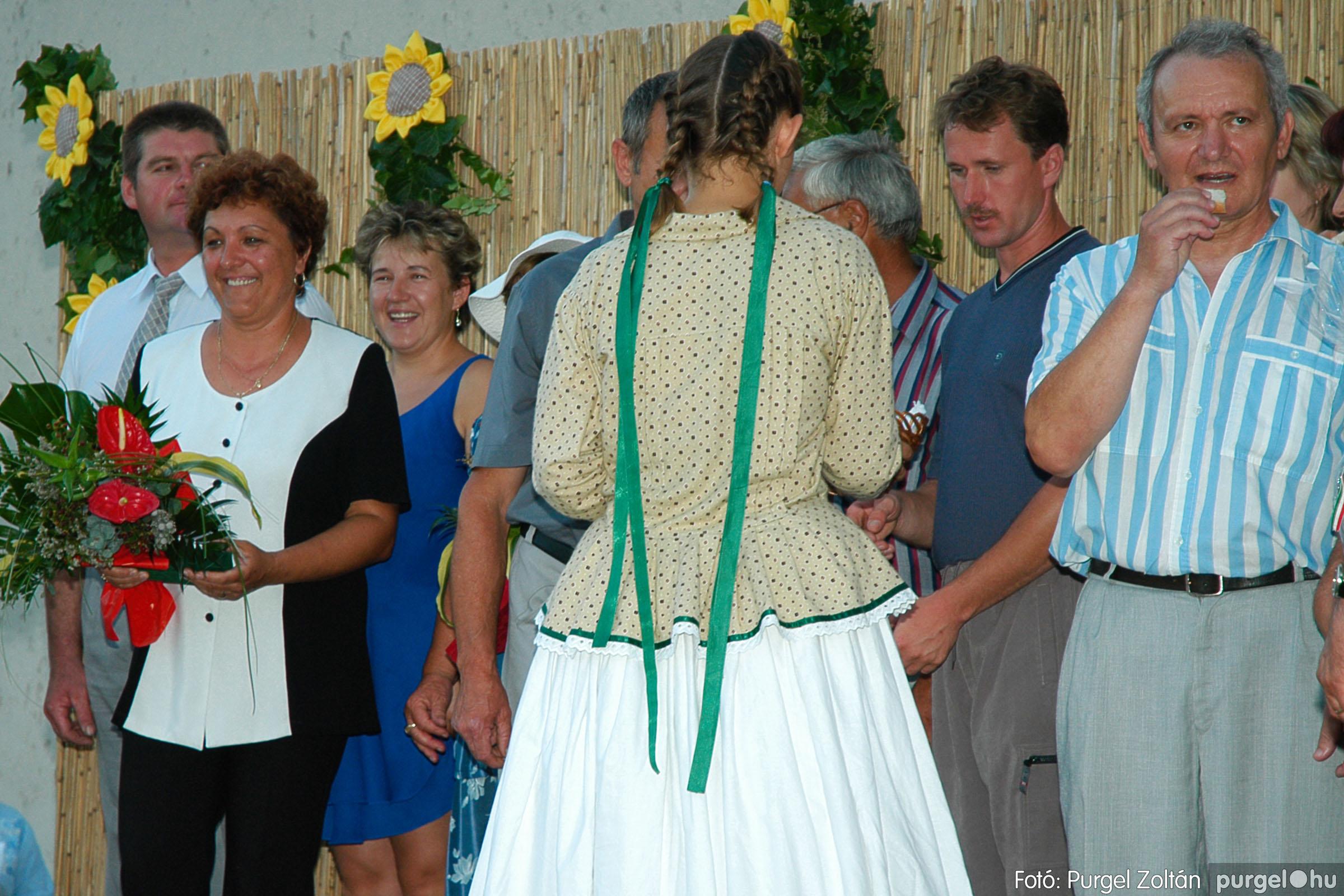 2004.08.20. 156 Szegvári falunapok 2004. 2. nap - Fotó:PURGEL ZOLTÁN© DSC_0199q.jpg