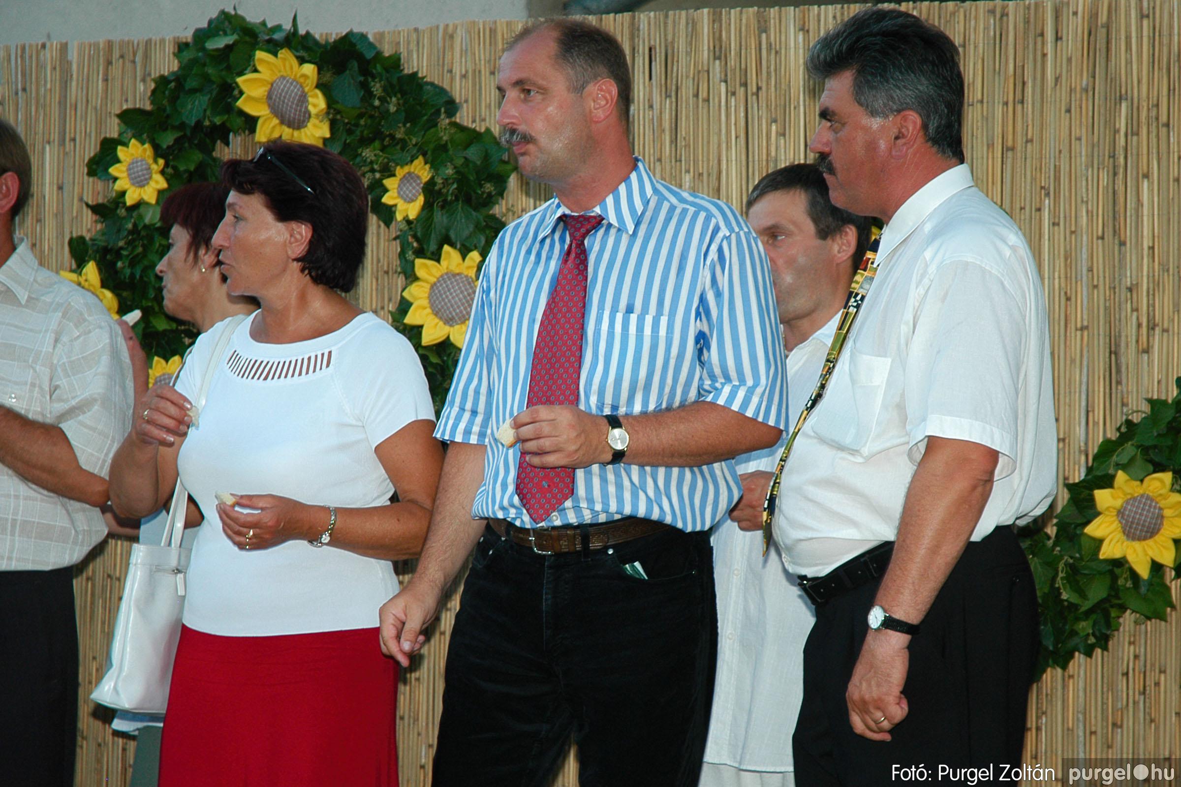 2004.08.20. 154 Szegvári falunapok 2004. 2. nap - Fotó:PURGEL ZOLTÁN© DSC_0197q.jpg
