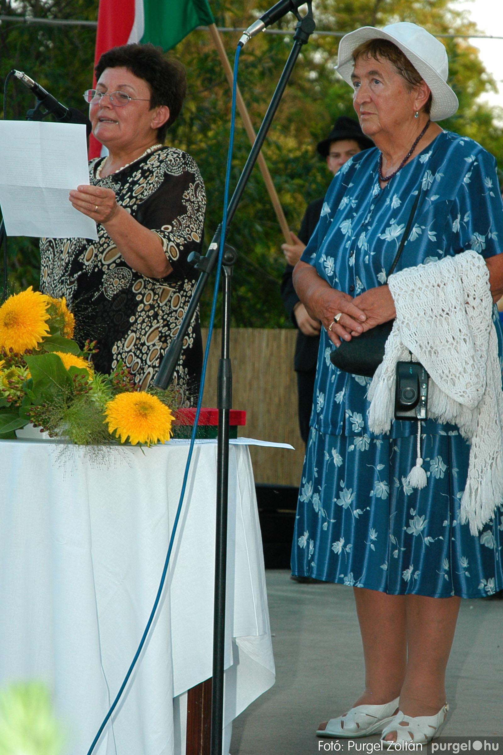 2004.08.20. 131 Szegvári falunapok 2004. 2. nap - Fotó:PURGEL ZOLTÁN© DSC_0161q.jpg
