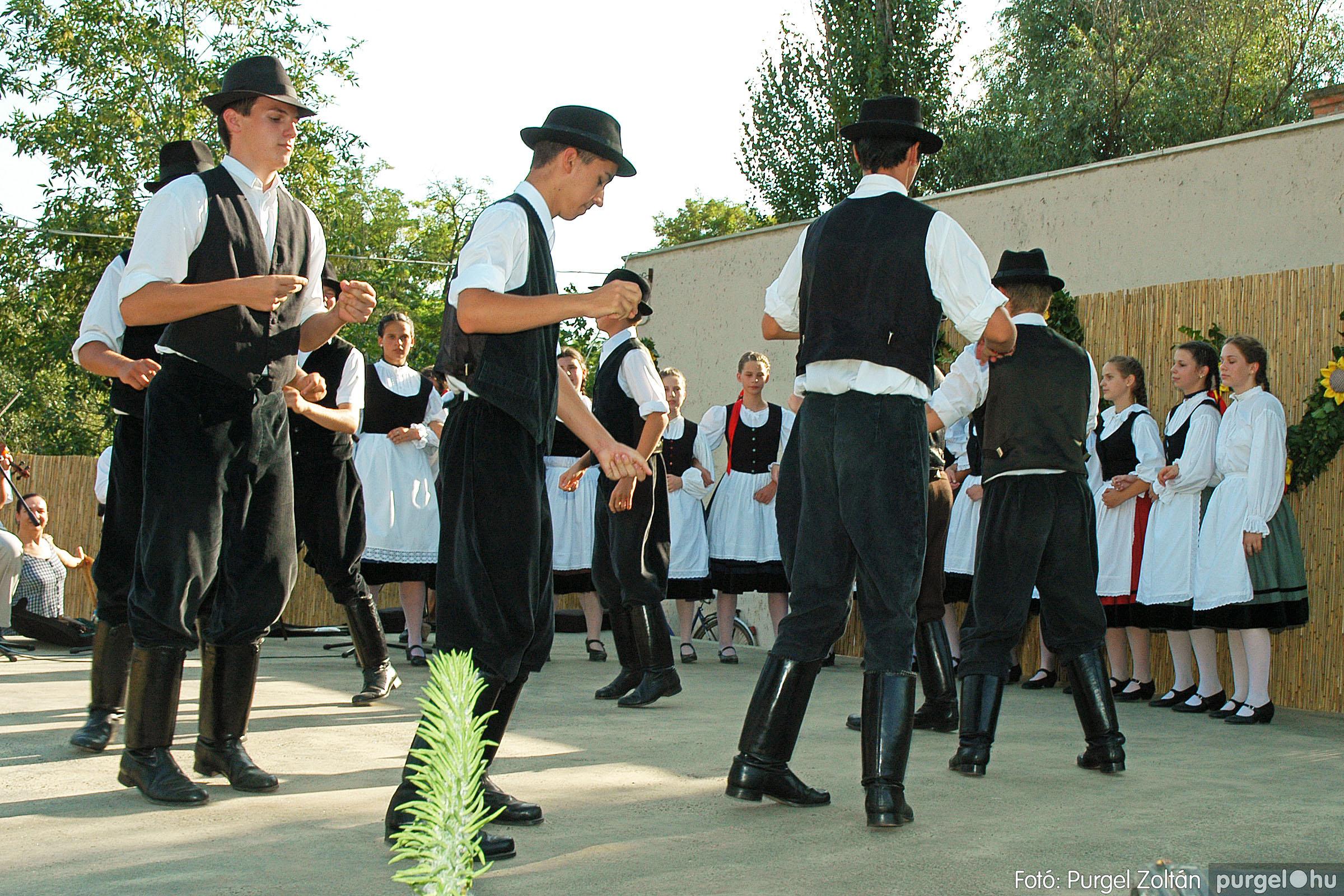 2004.08.20. 066 Szegvári falunapok 2004. 2. nap - Fotó:PURGEL ZOLTÁN© DSC_0084q.jpg