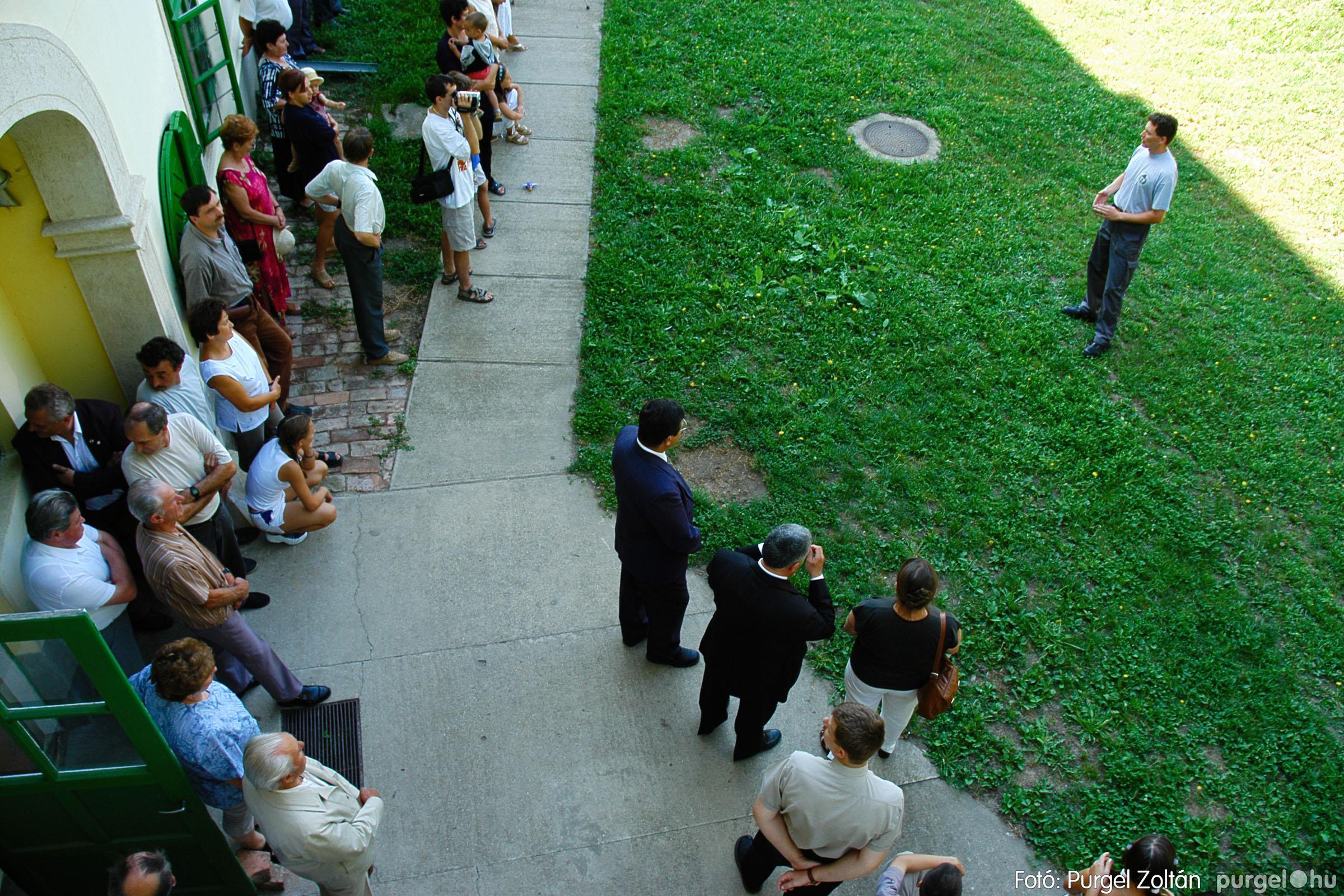 2004.08.20. 002 Szegvári falunapok 2004. 2. nap - Fotó:PURGEL ZOLTÁN© DSC_0005q.jpg