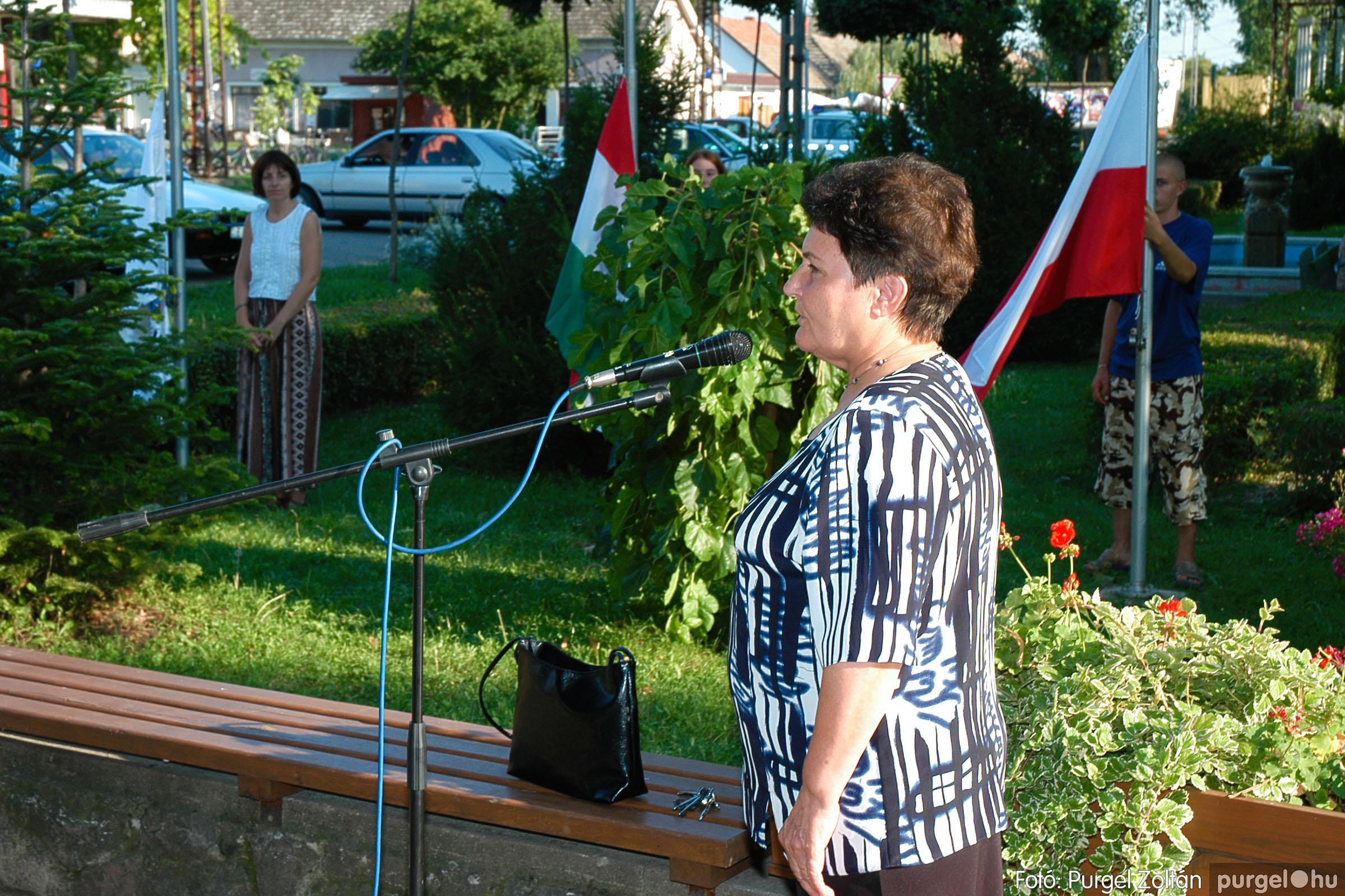 2004.08.19. 002 Szegvári falunapok 2004. 1. nap - Fotó:PURGEL ZOLTÁN© DSC_0002q.jpg
