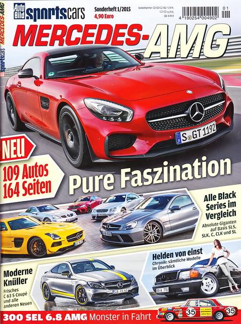 Auto Bild Sportscars - Sonderheft 1/2015