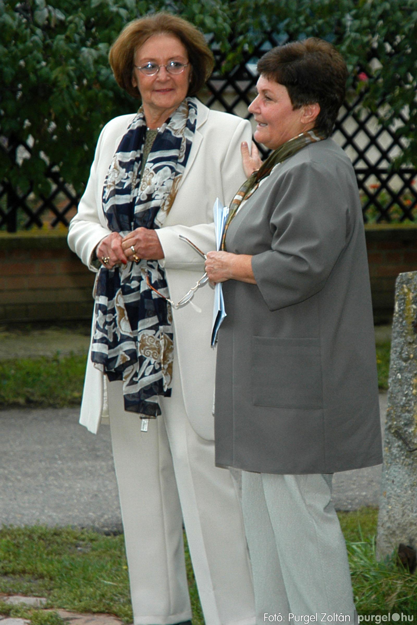2004.09.25. 008 Dr. Csergő Károly alispán és kora című kiállítás és emléktábla avatás - Fotó:P. Z.©.jpg