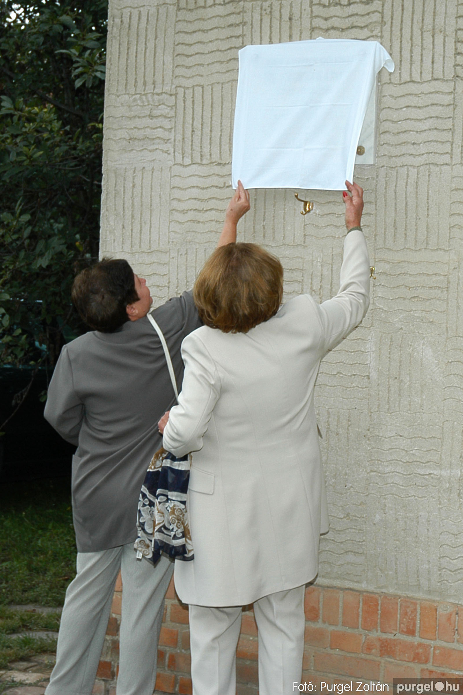 2004.09.25. 005 Dr. Csergő Károly alispán és kora című kiállítás és emléktábla avatás - Fotó:P. Z.©.jpg