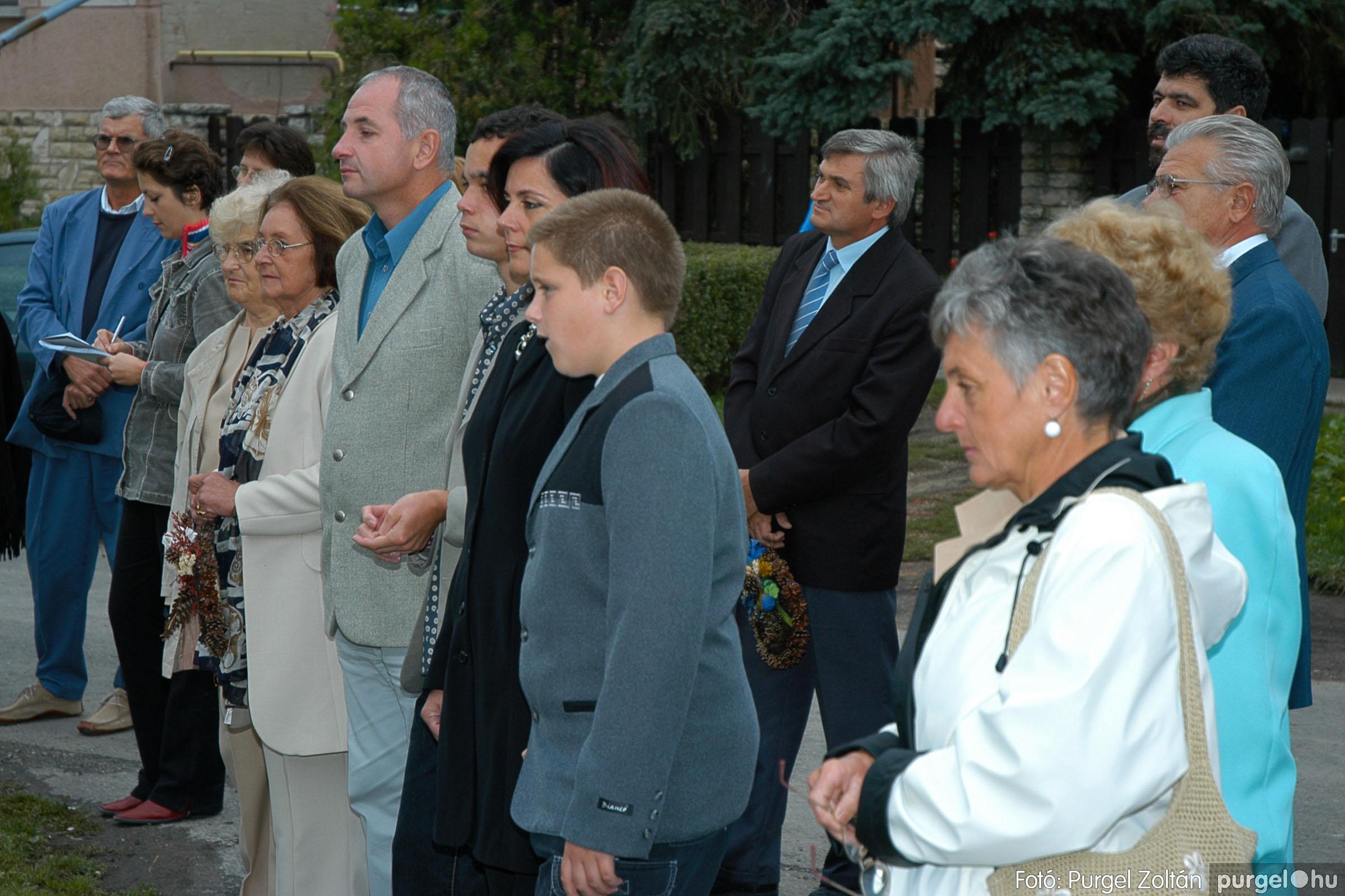 2004.09.25. 002 Dr. Csergő Károly alispán és kora című kiállítás és emléktábla avatás - Fotó:P. Z.©.jpg