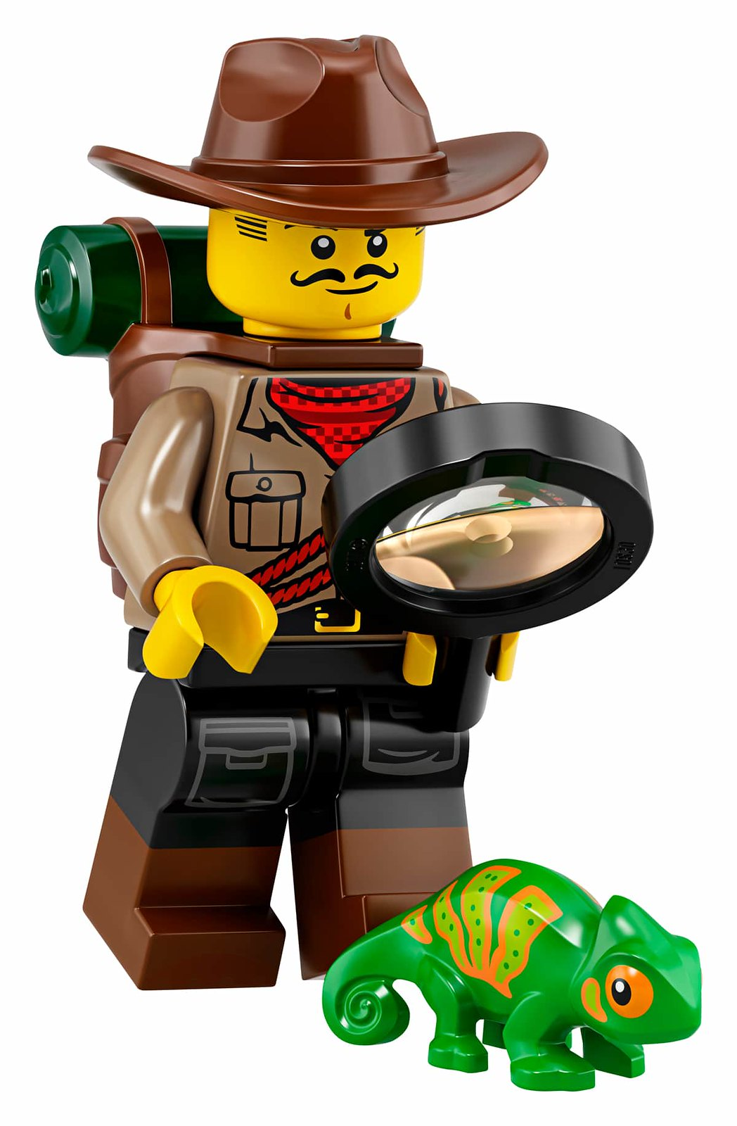 Brickfinder Lego Collectible Minifigures Series 19 Feel