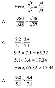 Maharashtra Board Class 9 Maths Solutions Chapter 4 Ratio and Proportion Practice Set 4.2 3d