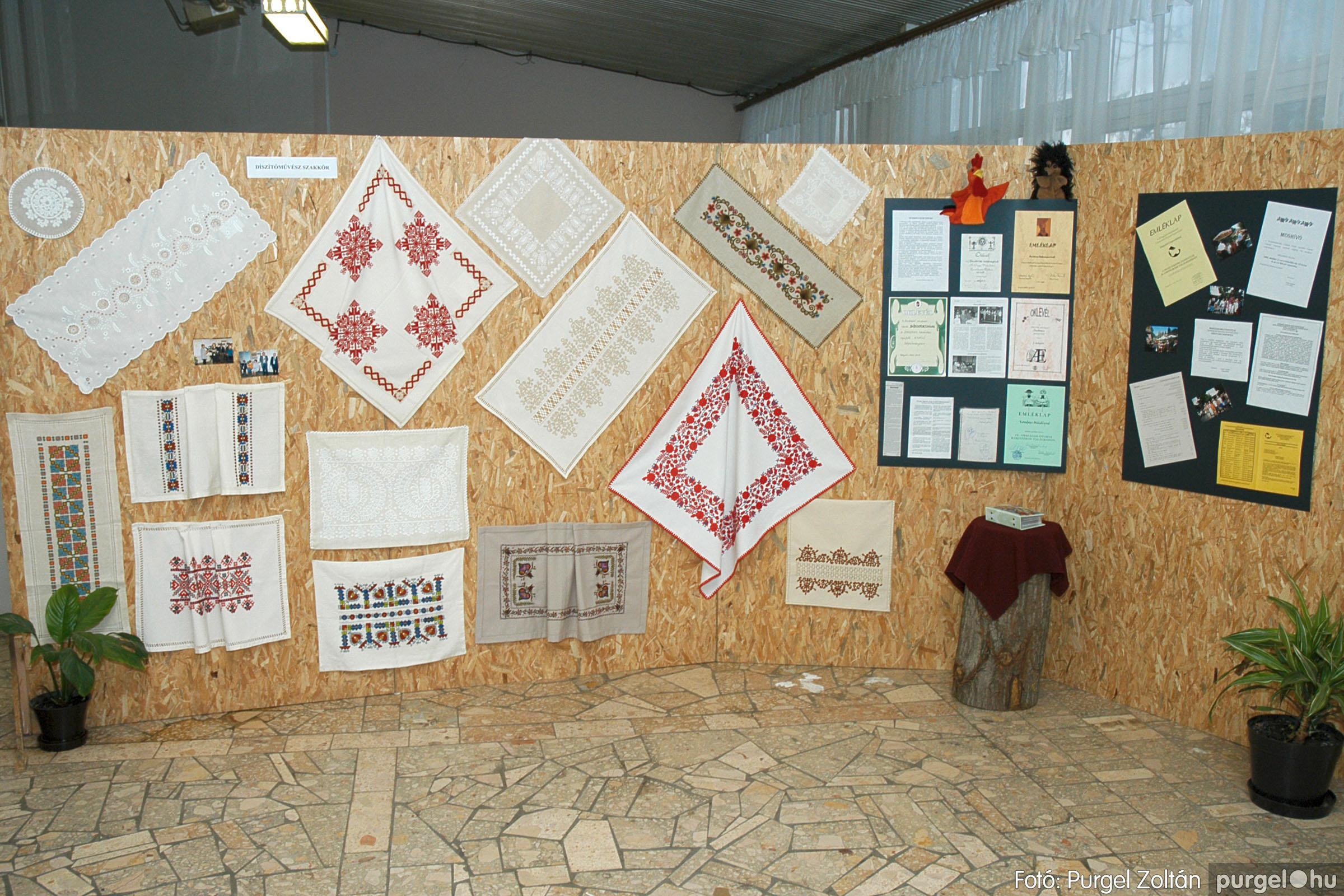 2004.11.09. 001 40 éves a szegvári Művelődési Ház - Fotó:PURGEL ZOLTÁN© DSC_0001q.jpg