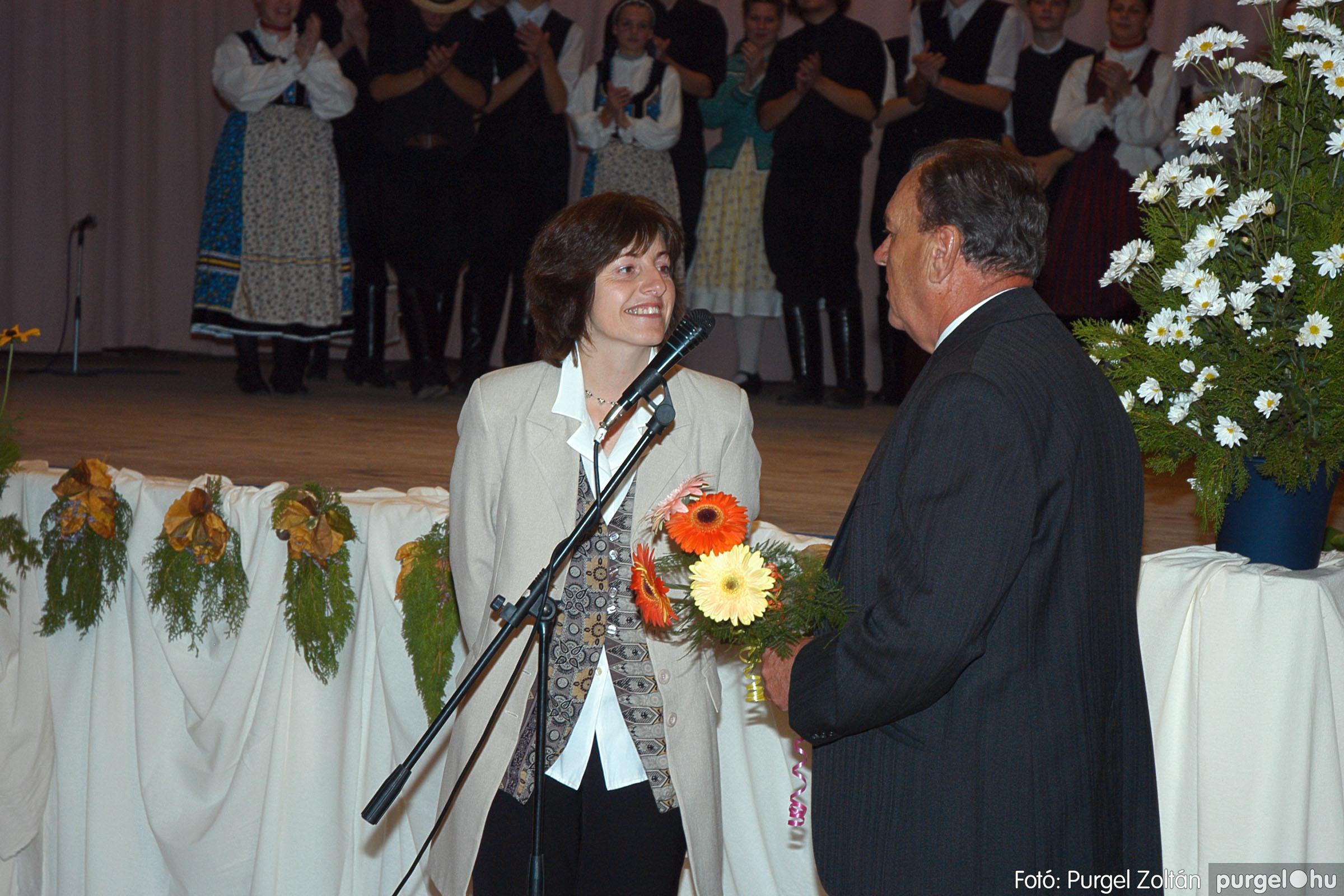 2004.11.06. 119 40 éves a szegvári Művelődési Ház - Fotó:PURGEL ZOLTÁN© DSC_0133q.jpg