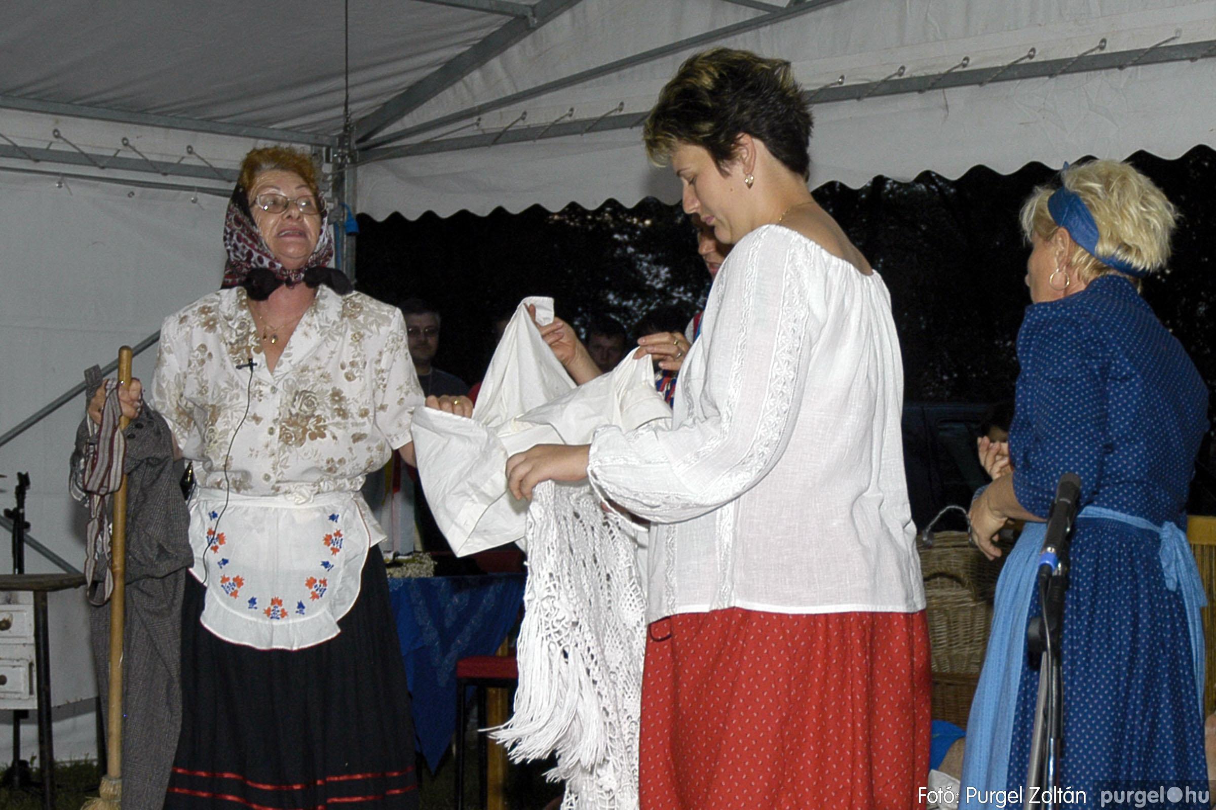 2004.08.22. 086 Szegvári falunapok 2004. 4. nap - Fotó:PURGEL ZOLTÁN© DSC_0096q.jpg