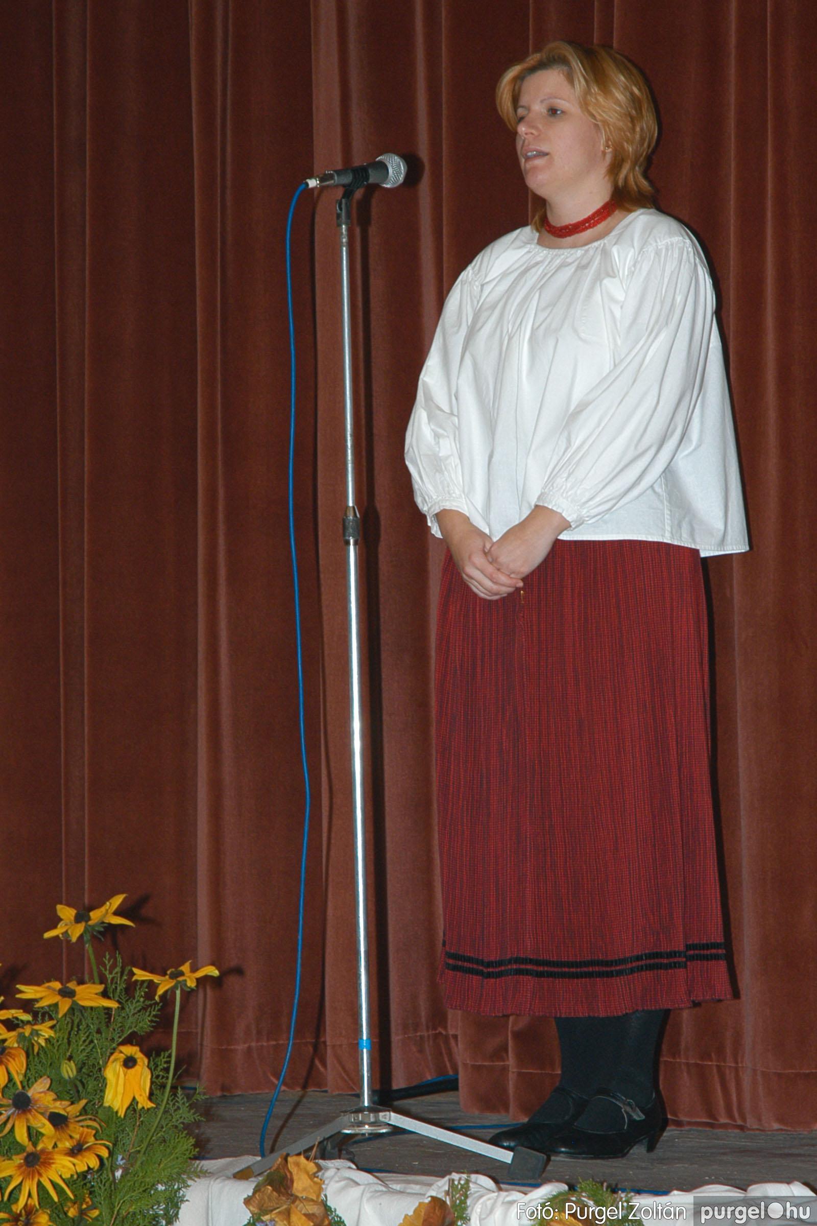 2004.11.06. 004 40 éves a szegvári Művelődési Ház - Fotó:PURGEL ZOLTÁN© DSC_0005q.jpg