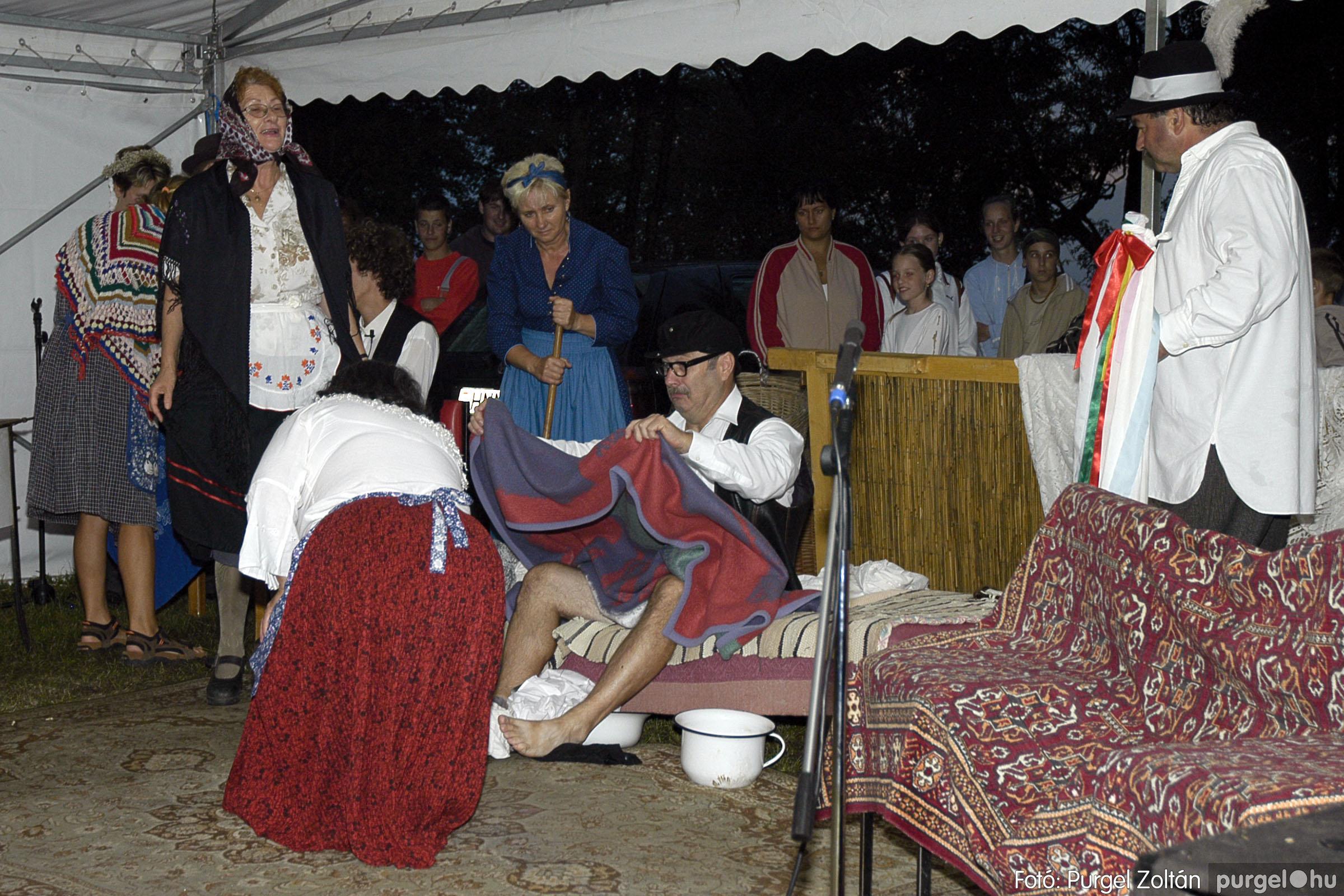 2004.08.22. 098 Szegvári falunapok 2004. 4. nap - Fotó:PURGEL ZOLTÁN© DSC_0111q.jpg