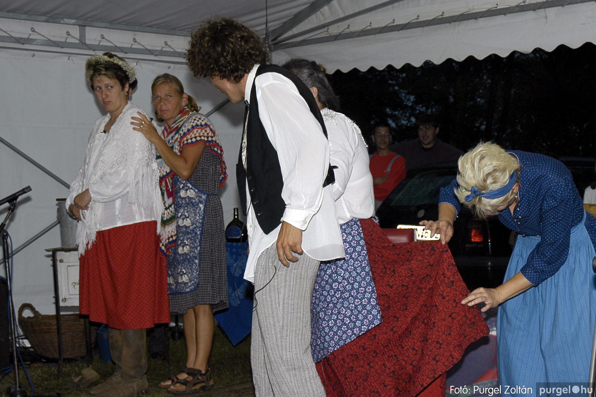 2004.08.22. 094 Szegvári falunapok 2004. 4. nap - Fotó:PURGEL ZOLTÁN© DSC_0107q.jpg
