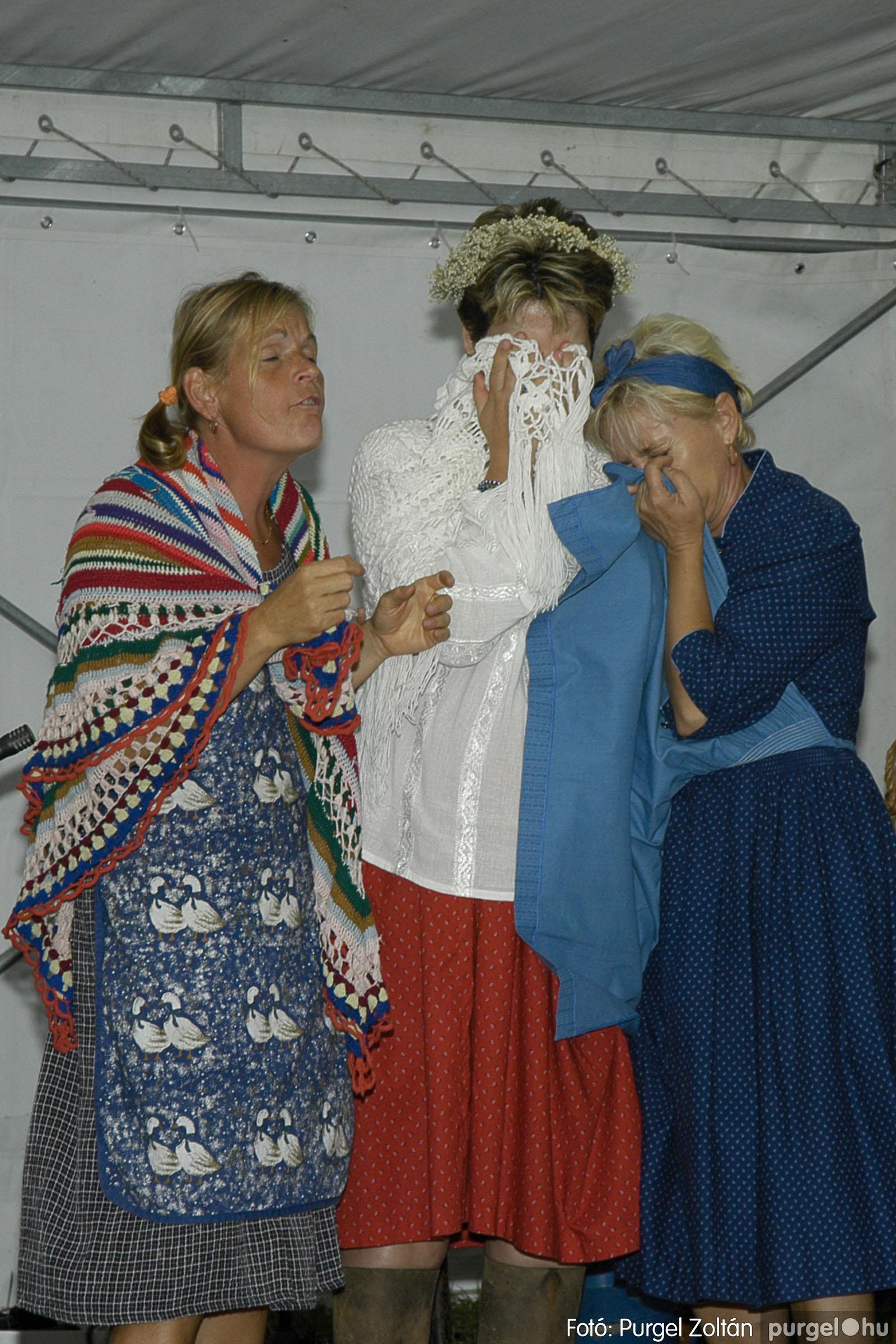 2004.08.22. 088 Szegvári falunapok 2004. 4. nap - Fotó:PURGEL ZOLTÁN© DSC_0099q.jpg