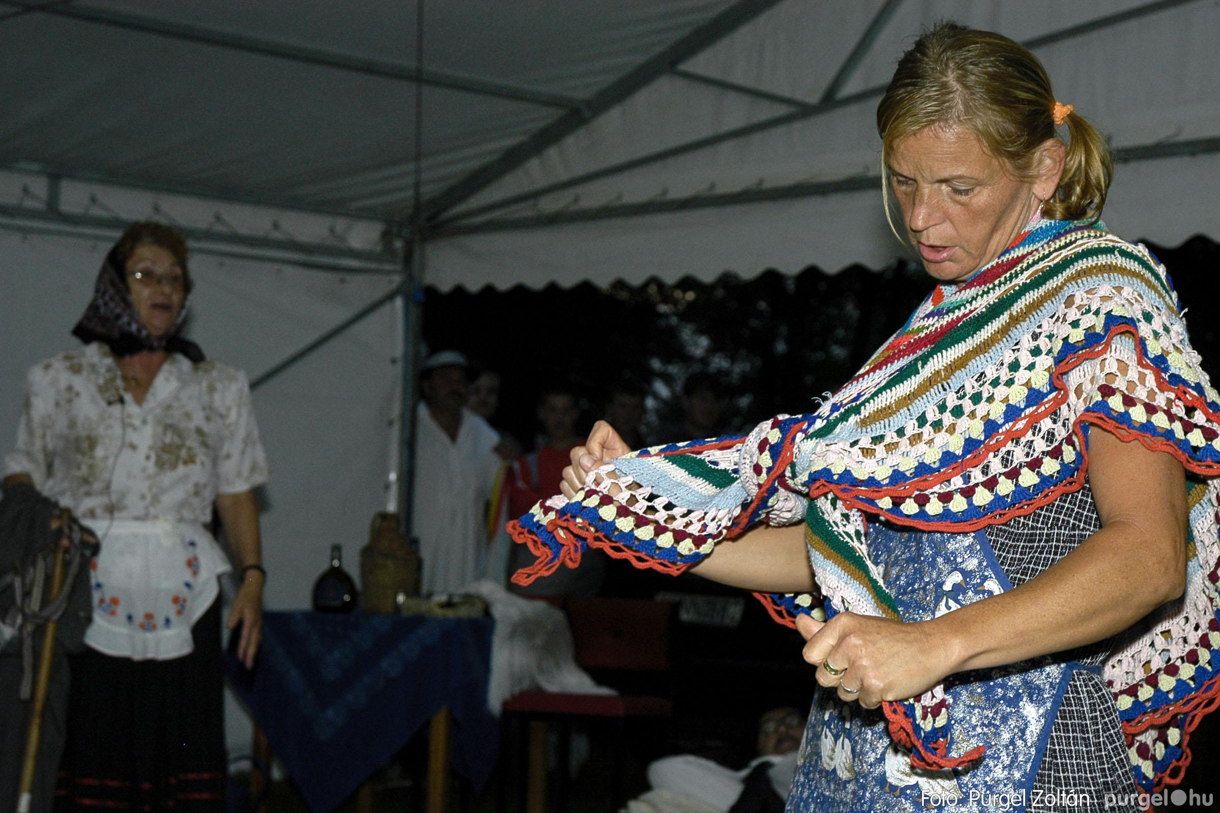 2004.08.22. 085 Szegvári falunapok 2004. 4. nap - Fotó:PURGEL ZOLTÁN© DSC_0095q.jpg
