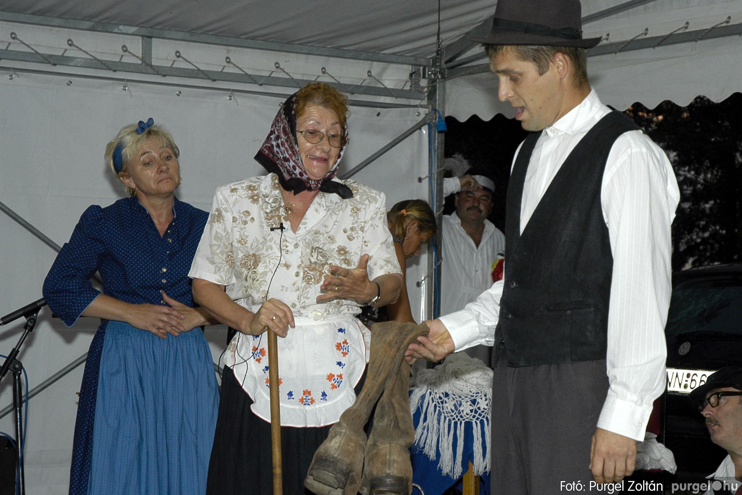 2004.08.22. 075 Szegvári falunapok 2004. 4. nap - Fotó:PURGEL ZOLTÁN© DSC_0085q.jpg