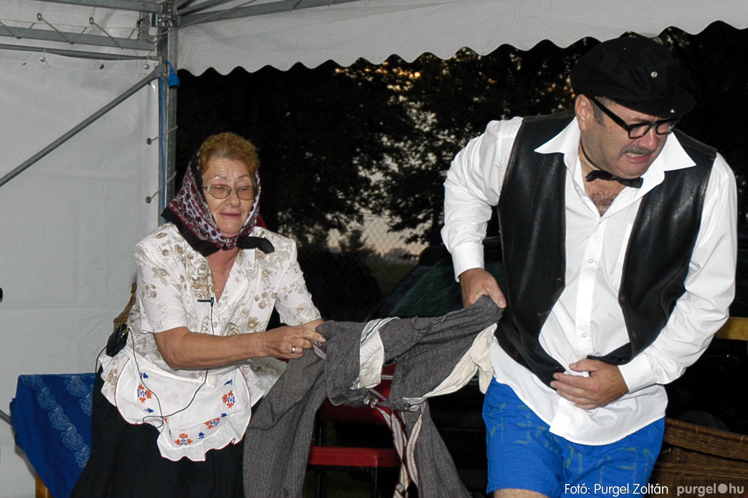2004.08.22. 066 Szegvári falunapok 2004. 4. nap - Fotó:PURGEL ZOLTÁN© DSC_0076q.jpg