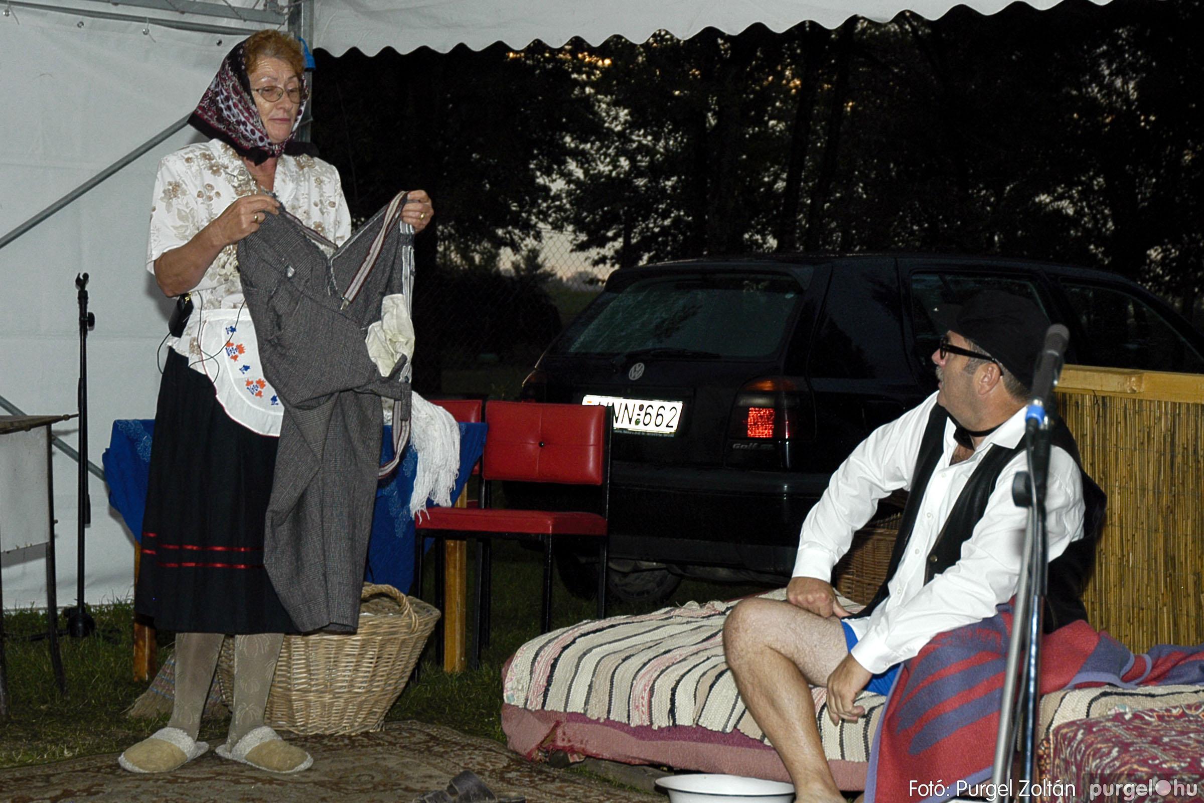 2004.08.22. 065 Szegvári falunapok 2004. 4. nap - Fotó:PURGEL ZOLTÁN© DSC_0075q.jpg