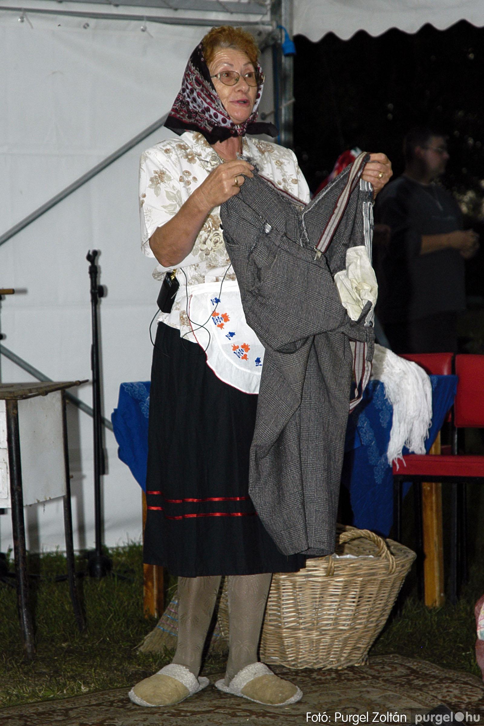 2004.08.22. 064 Szegvári falunapok 2004. 4. nap - Fotó:PURGEL ZOLTÁN© DSC_0074q.jpg