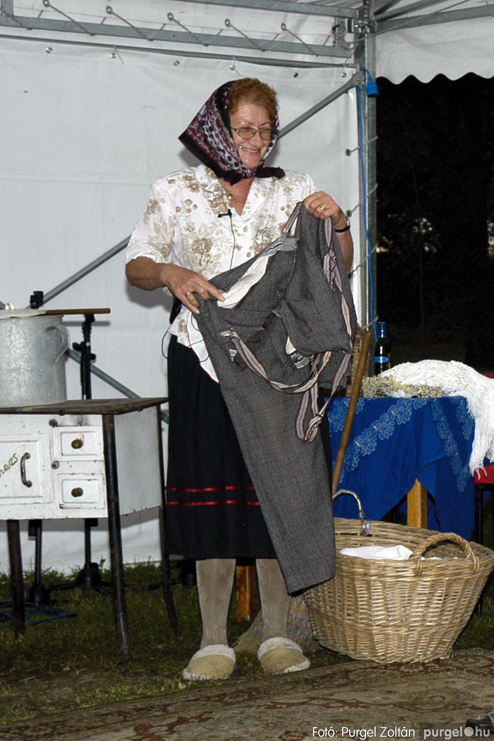 2004.08.22. 062 Szegvári falunapok 2004. 4. nap - Fotó:PURGEL ZOLTÁN© DSC_0072q.jpg