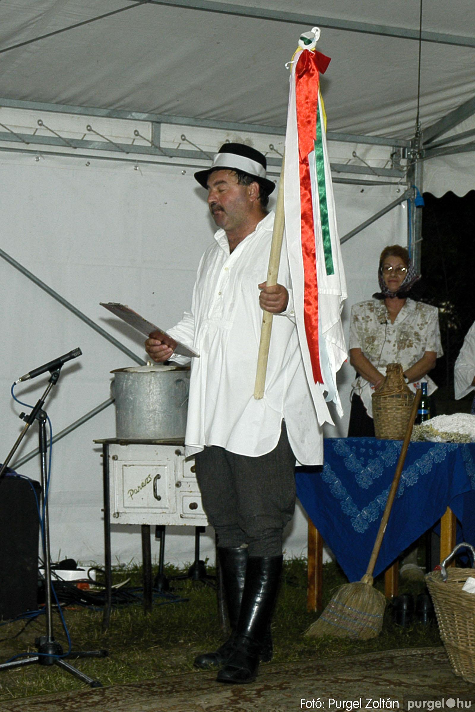 2004.08.22. 061 Szegvári falunapok 2004. 4. nap - Fotó:PURGEL ZOLTÁN© DSC_0071q.jpg