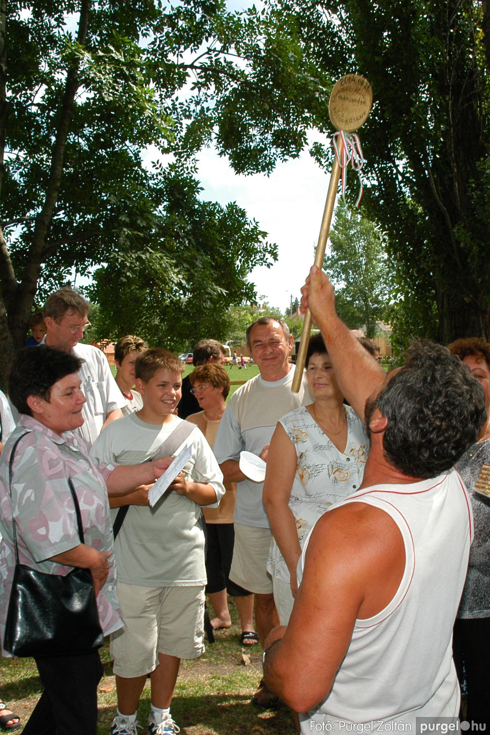 2004.08.21. 120 Szegvári falunapok 2004. 3. nap - Fotó:PURGEL ZOLTÁN© DSC_0130q.jpg