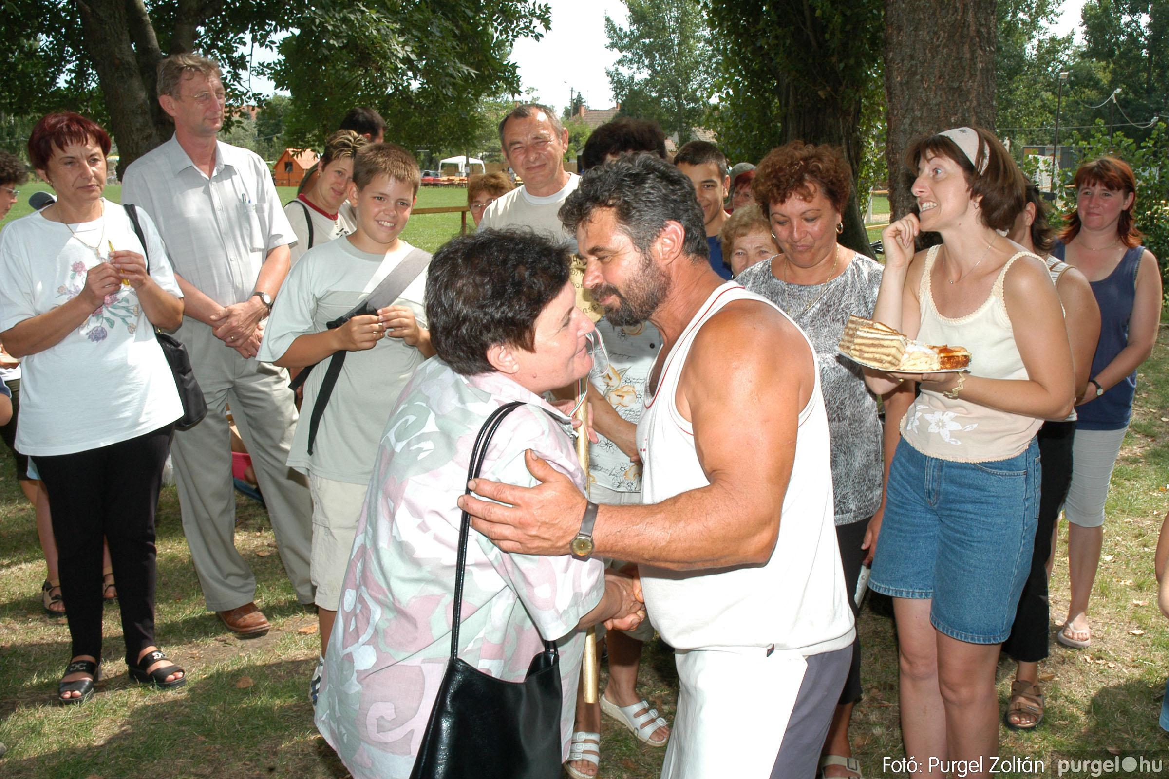 2004.08.21. 119 Szegvári falunapok 2004. 3. nap - Fotó:PURGEL ZOLTÁN© DSC_0129q.jpg