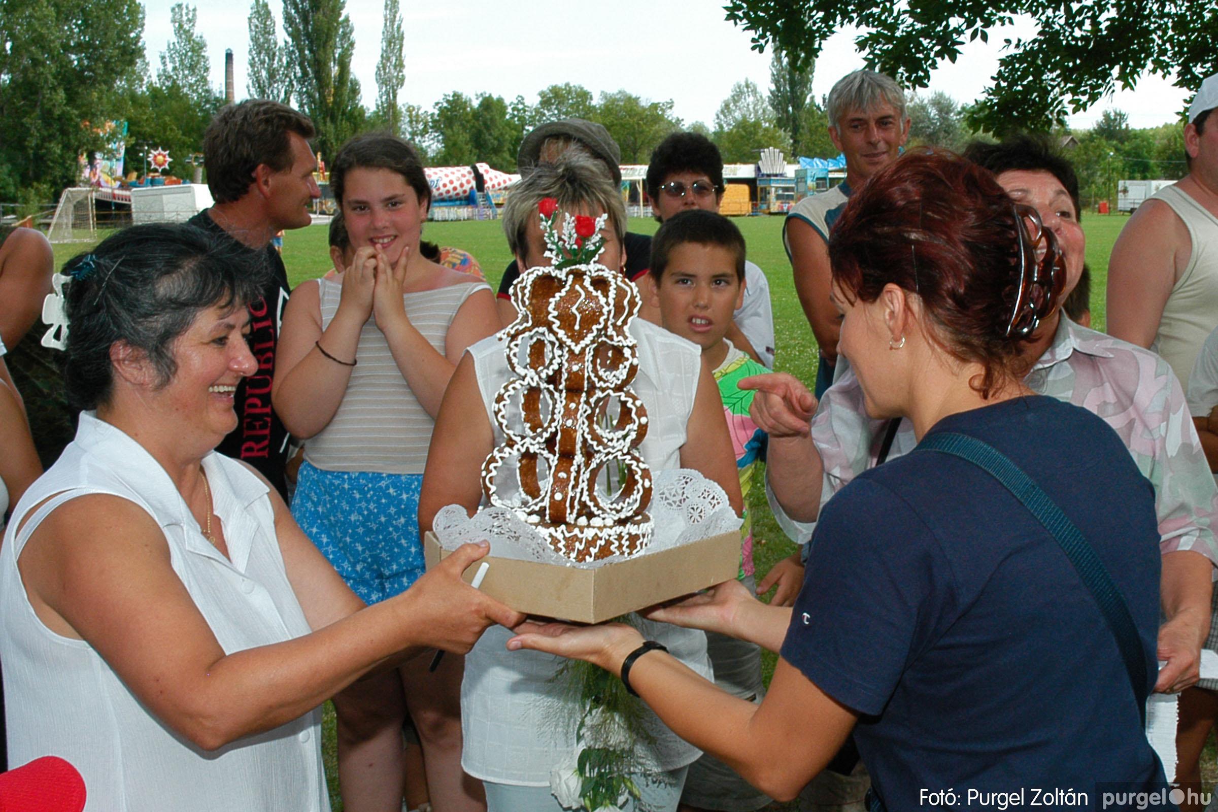 2004.08.21. 105 Szegvári falunapok 2004. 3. nap - Fotó:PURGEL ZOLTÁN© DSC_0115q.jpg