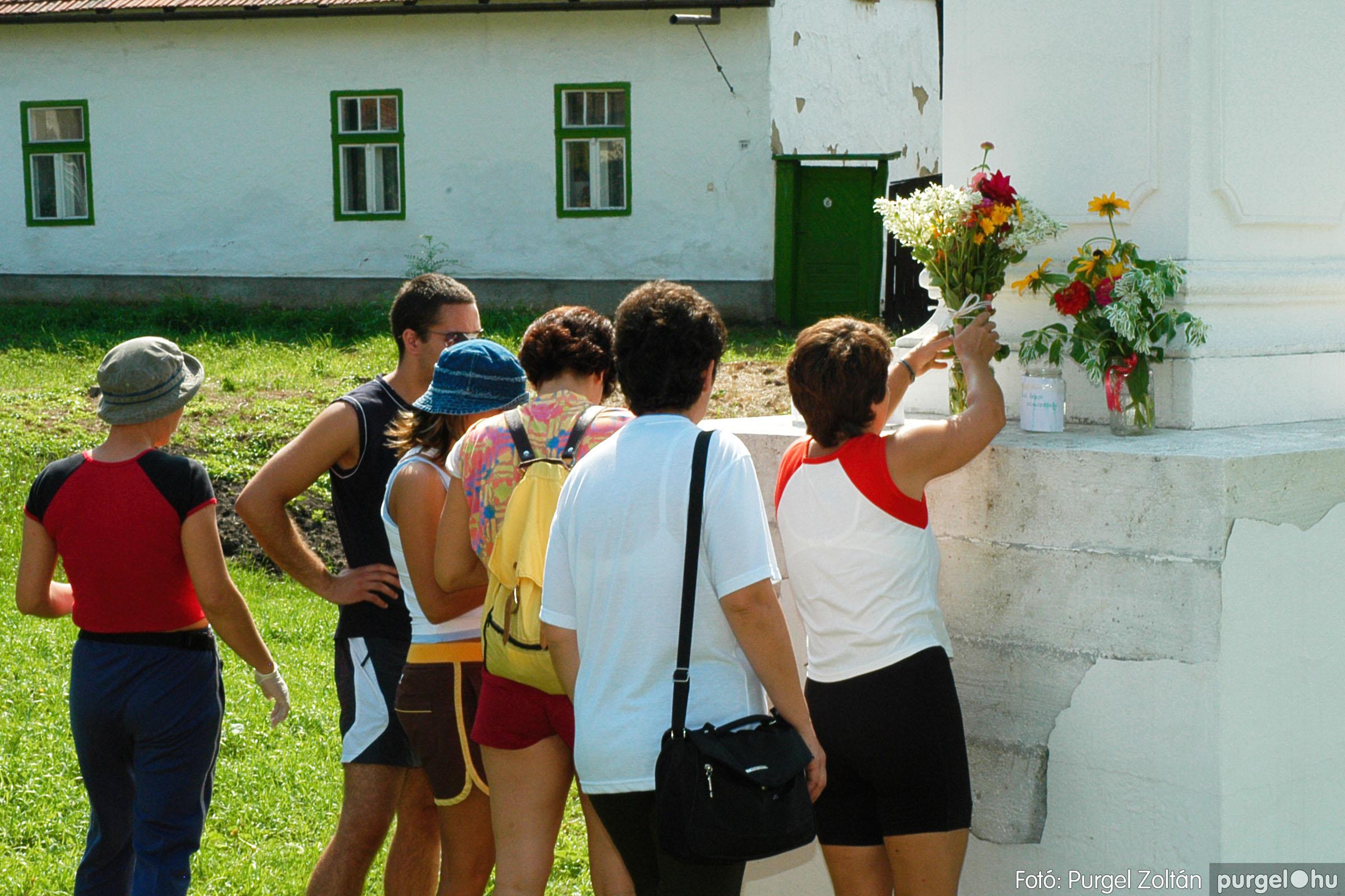2004.08.21. 005 Szegvári falunapok 2004. 3. nap - Fotó:PURGEL ZOLTÁN© DSC_0005q.jpg