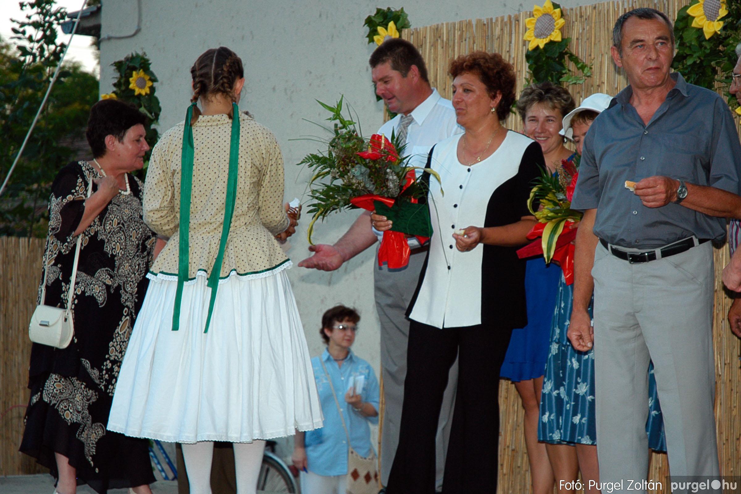 2004.08.20. 160 Szegvári falunapok 2004. 2. nap - Fotó:PURGEL ZOLTÁN© DSC_0203q.jpg