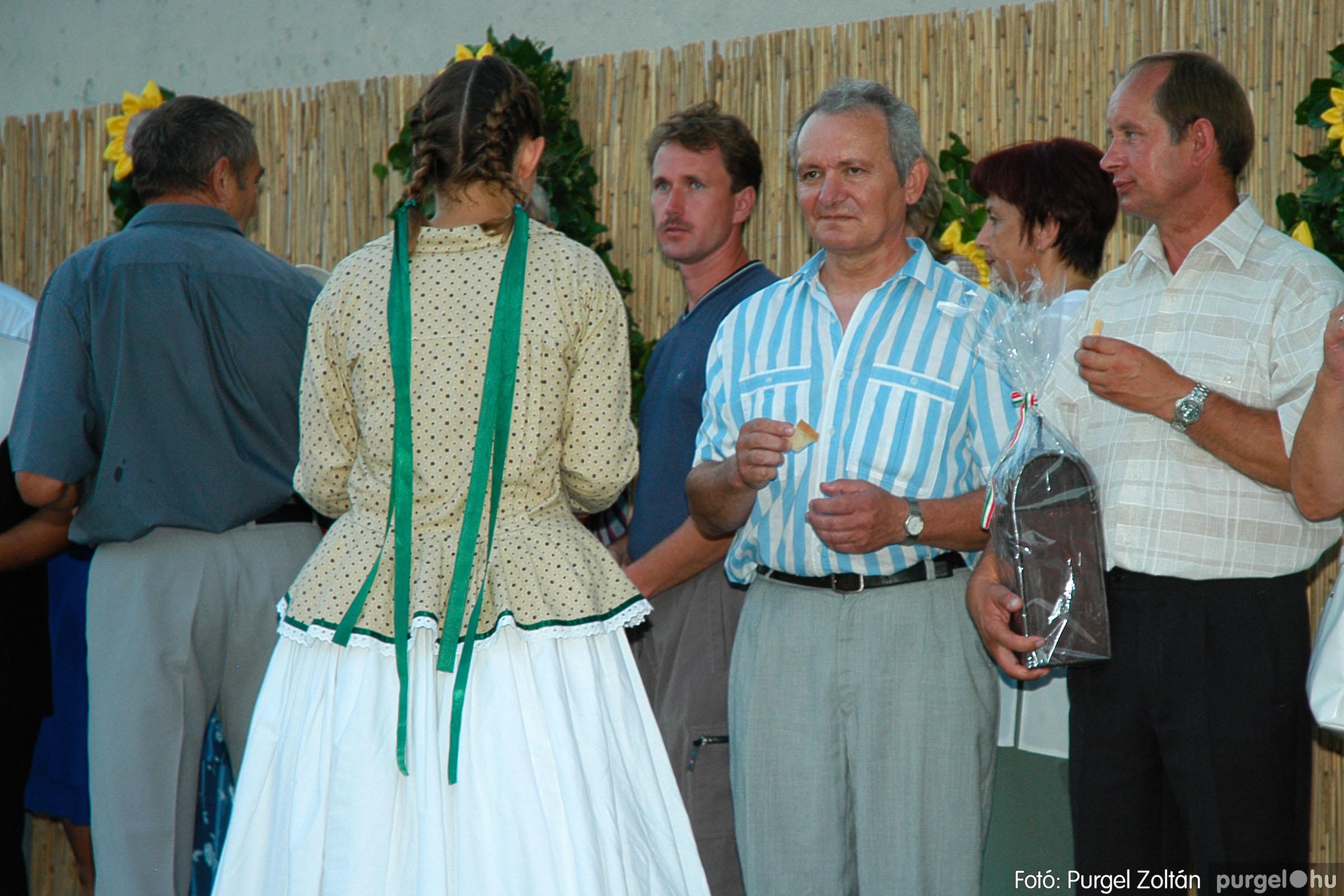 2004.08.20. 155 Szegvári falunapok 2004. 2. nap - Fotó:PURGEL ZOLTÁN© DSC_0198q.jpg