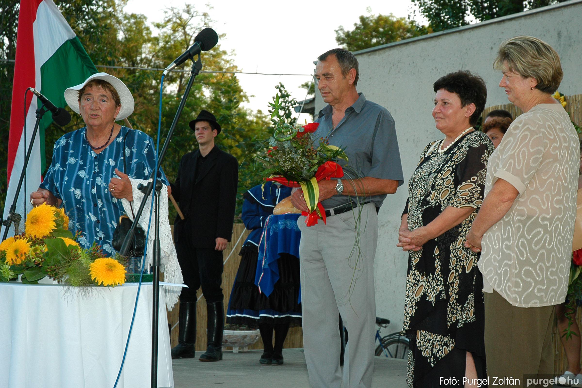 2004.08.20. 138 Szegvári falunapok 2004. 2. nap - Fotó:PURGEL ZOLTÁN© DSC_0172q.jpg