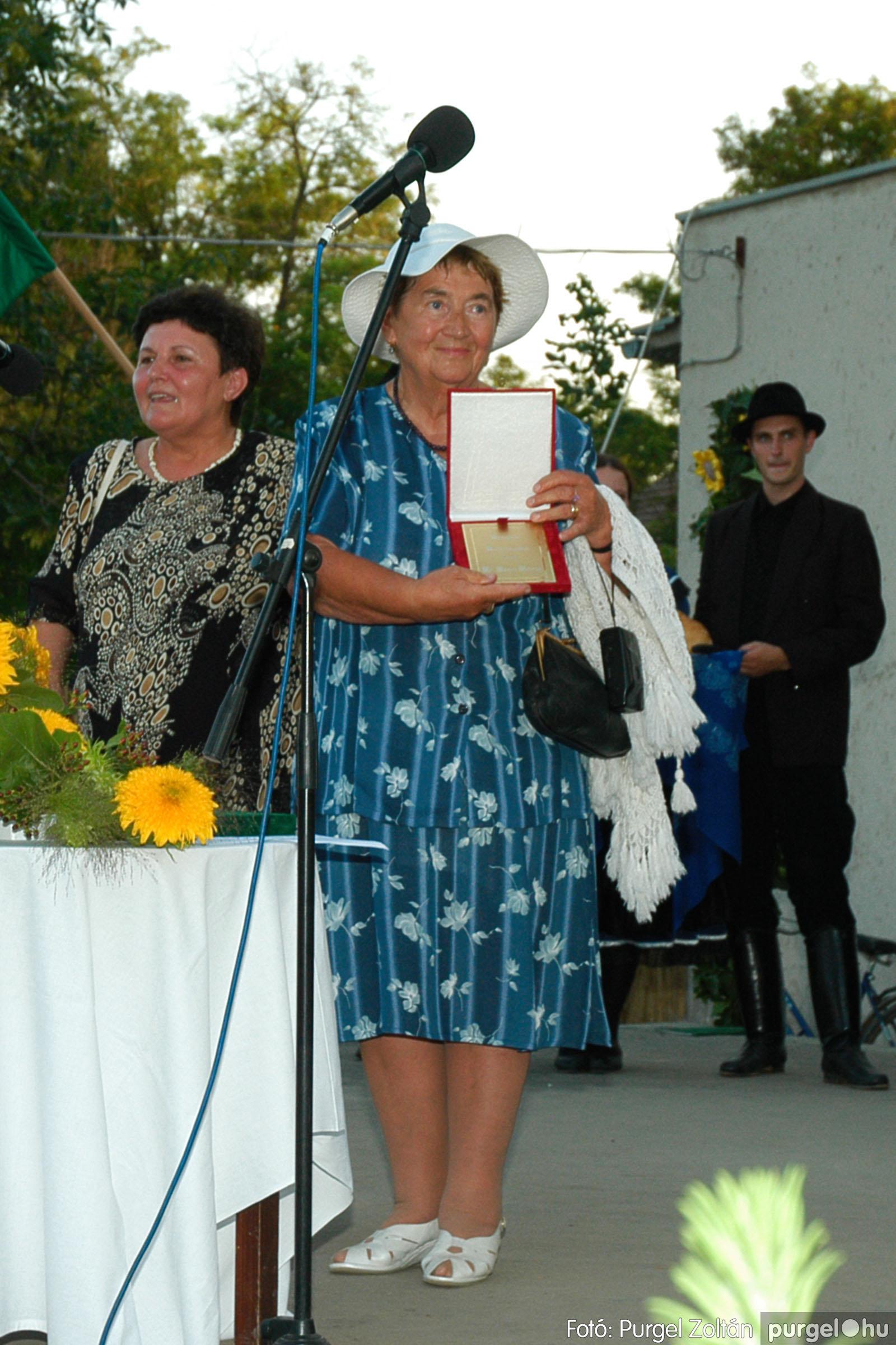 2004.08.20. 136 Szegvári falunapok 2004. 2. nap - Fotó:PURGEL ZOLTÁN© DSC_0170q.jpg