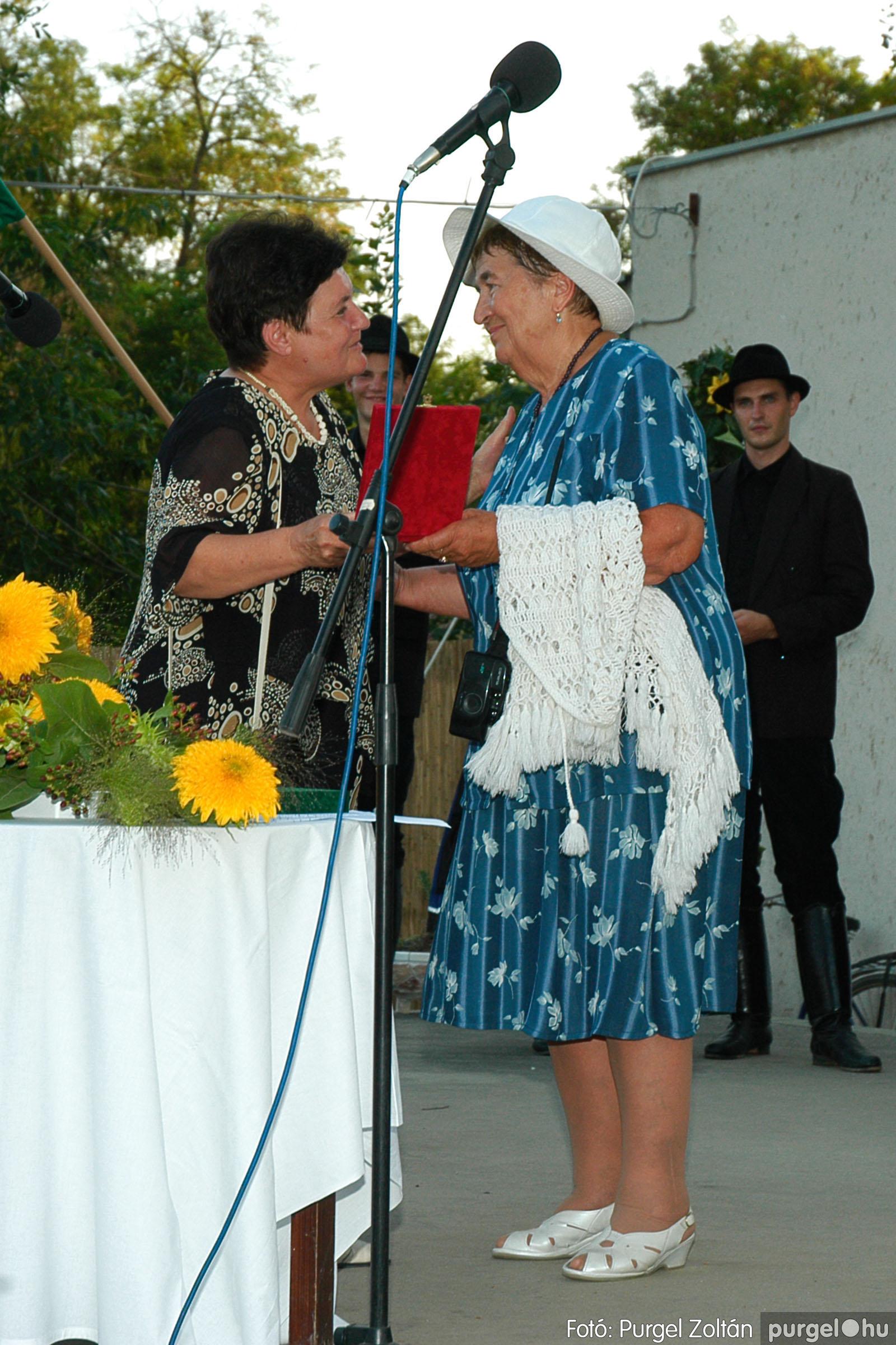 2004.08.20. 135 Szegvári falunapok 2004. 2. nap - Fotó:PURGEL ZOLTÁN© DSC_0166q.jpg