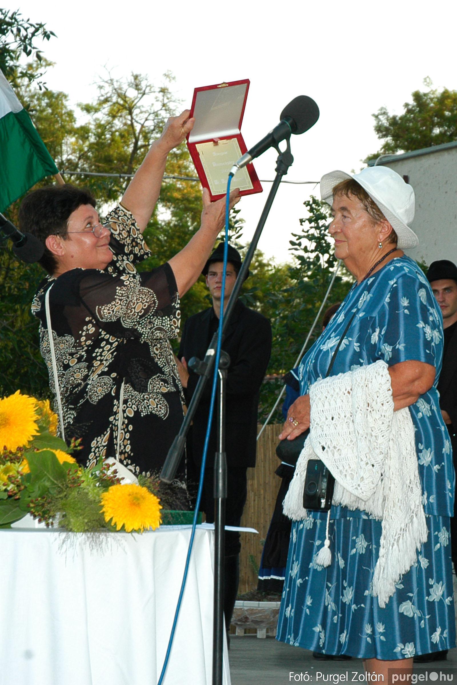 2004.08.20. 133 Szegvári falunapok 2004. 2. nap - Fotó:PURGEL ZOLTÁN© DSC_0164q.jpg
