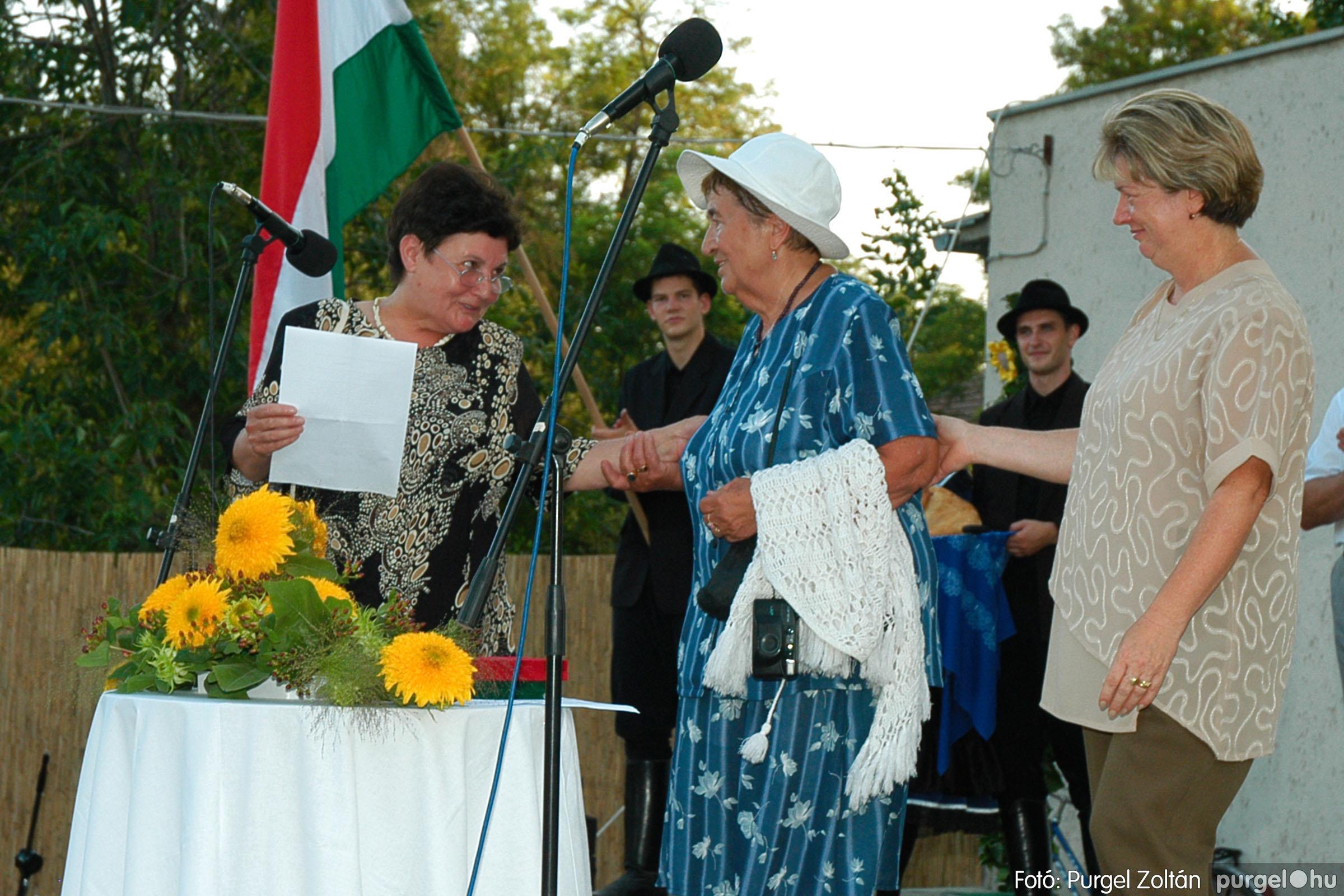 2004.08.20. 129 Szegvári falunapok 2004. 2. nap - Fotó:PURGEL ZOLTÁN© DSC_0158q.jpg
