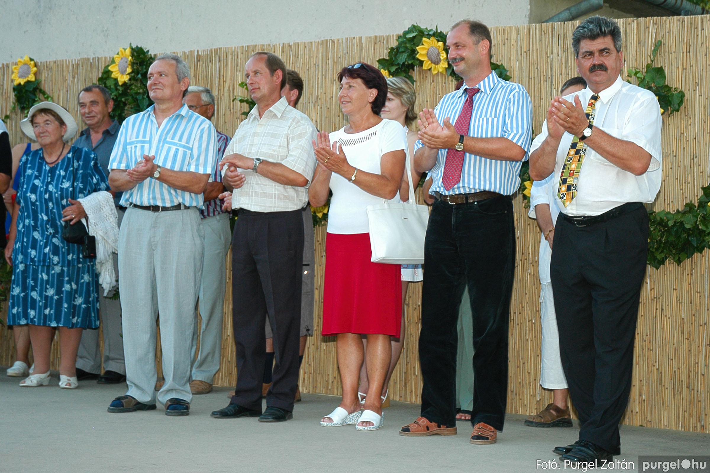 2004.08.20. 123 Szegvári falunapok 2004. 2. nap - Fotó:PURGEL ZOLTÁN© DSC_0151q.jpg