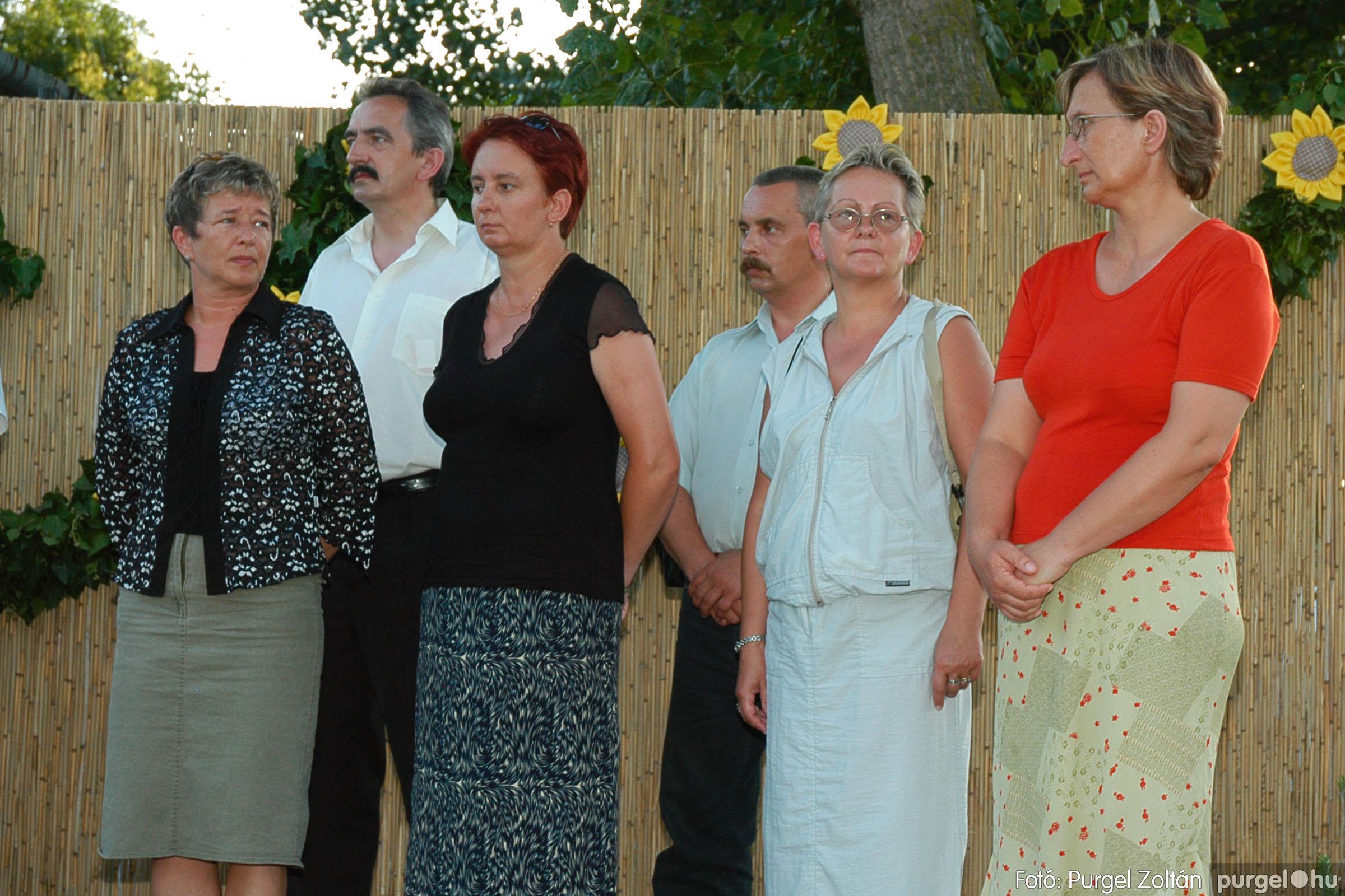2004.08.20. 122 Szegvári falunapok 2004. 2. nap - Fotó:PURGEL ZOLTÁN© DSC_0150q.jpg