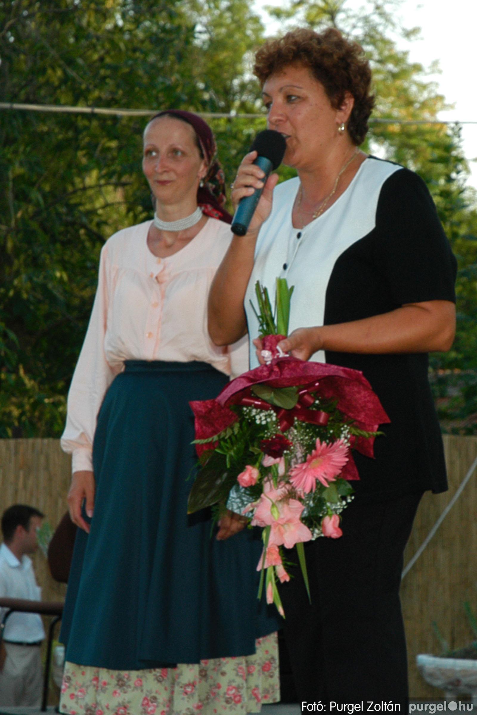 2004.08.20. 106 Szegvári falunapok 2004. 2. nap - Fotó:PURGEL ZOLTÁN© DSC_0128q.jpg