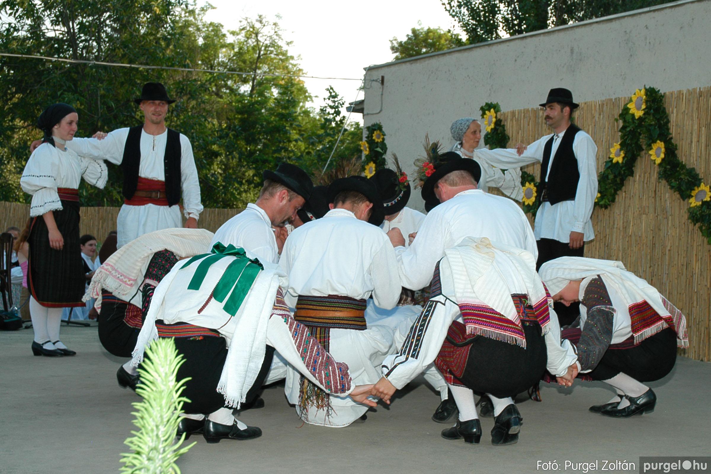 2004.08.20. 097 Szegvári falunapok 2004. 2. nap - Fotó:PURGEL ZOLTÁN© DSC_0119q.jpg