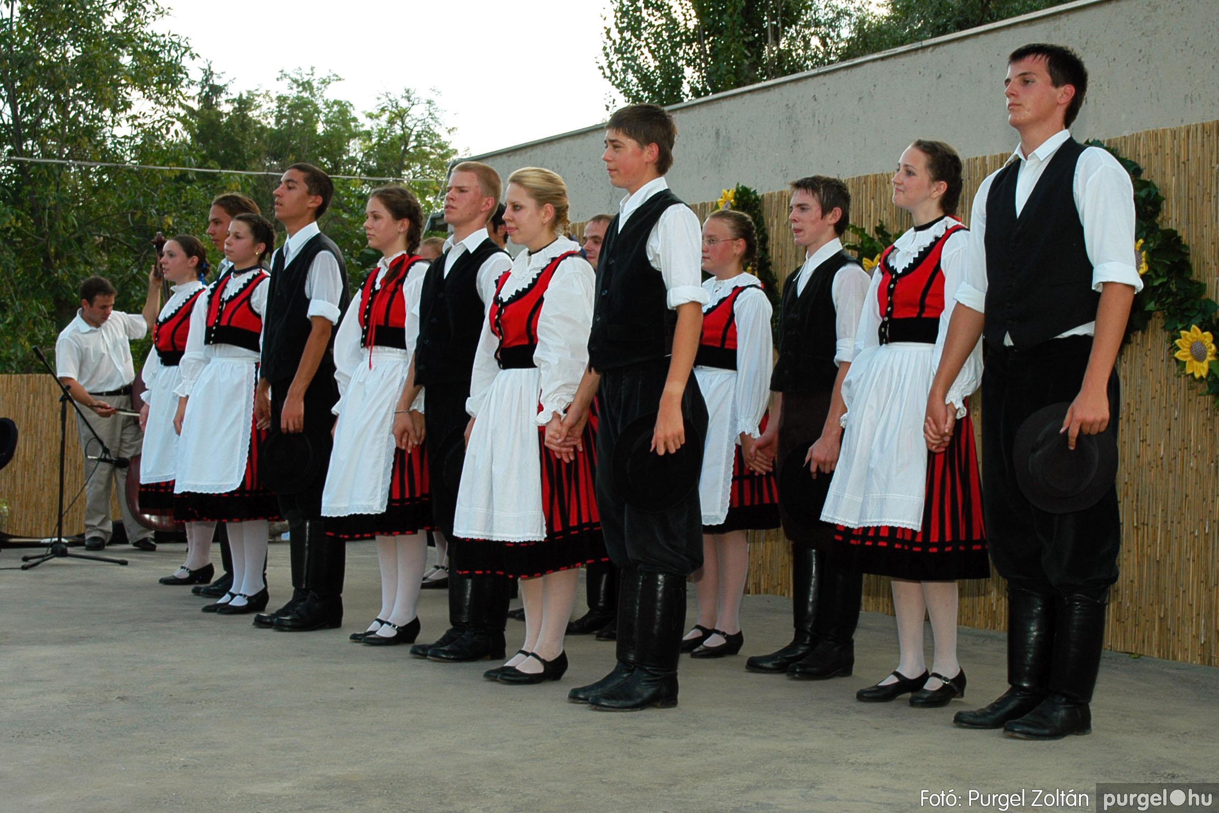 2004.08.20. 085 Szegvári falunapok 2004. 2. nap - Fotó:PURGEL ZOLTÁN© DSC_0105q.jpg