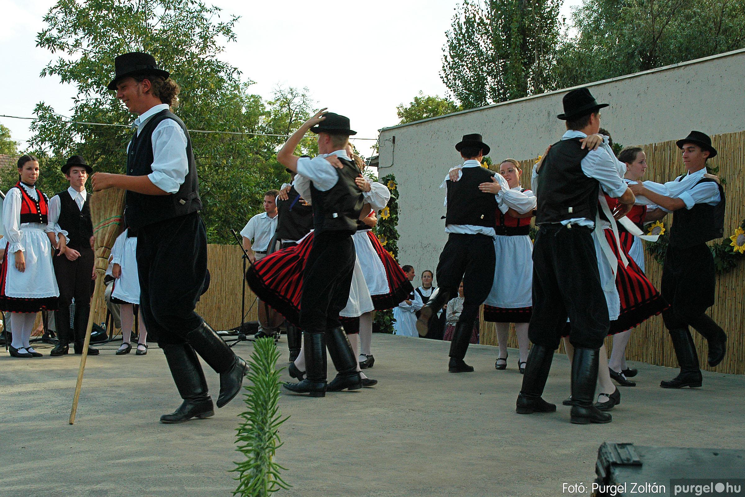 2004.08.20. 082 Szegvári falunapok 2004. 2. nap - Fotó:PURGEL ZOLTÁN© DSC_0101q.jpg