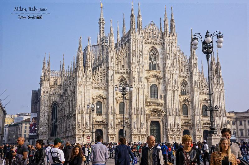 2018 Italy Milan Duomo di Milano 2