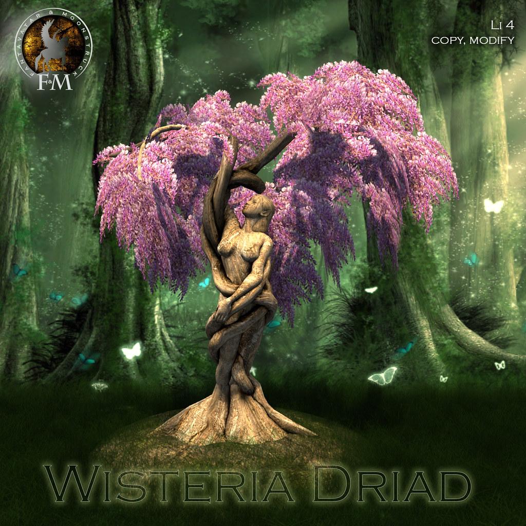 F&M * Wisteria Driad – Exclusive