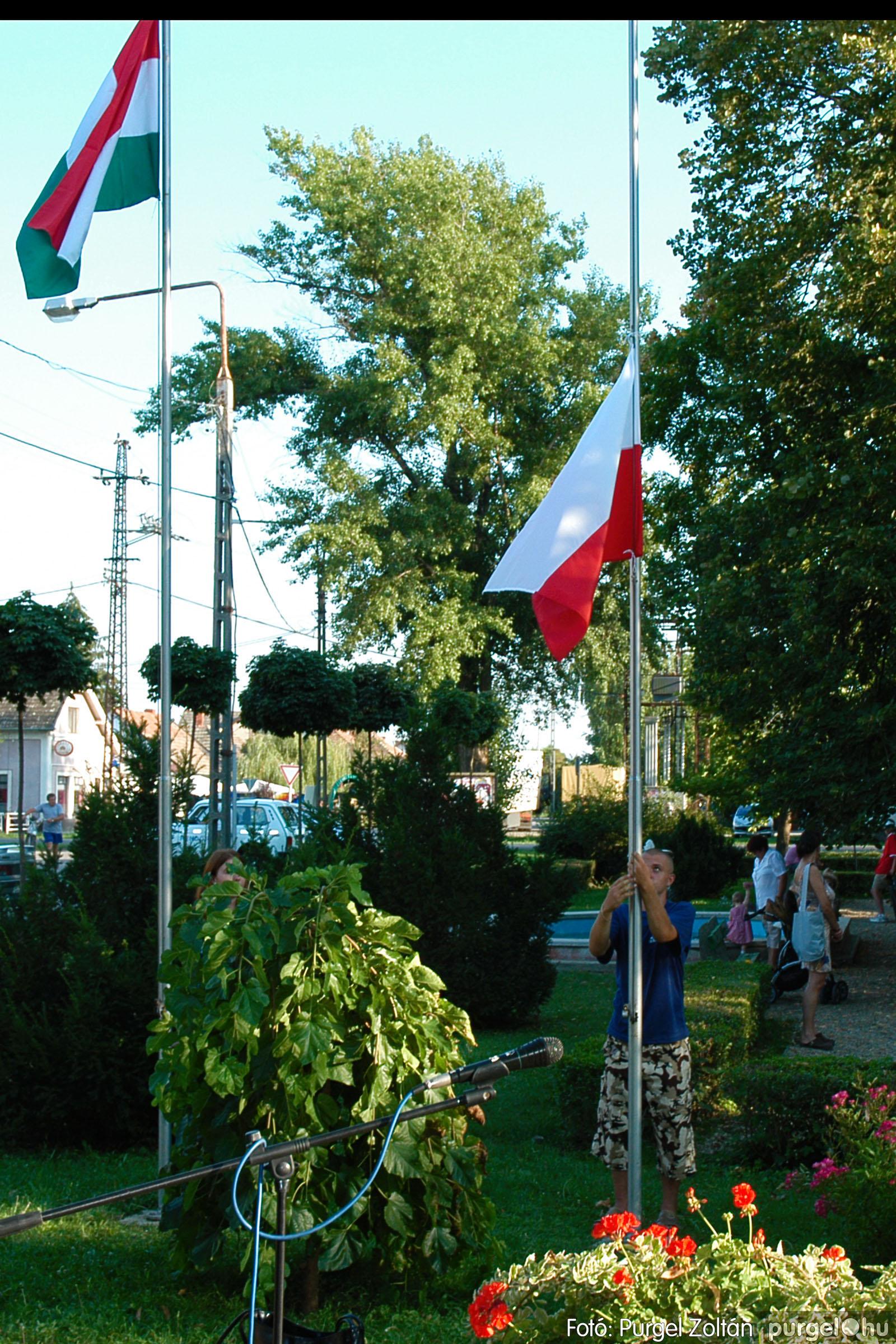 2004.08.19. 004 Szegvári falunapok 2004. 1. nap - Fotó:PURGEL ZOLTÁN© DSC_0005q.jpg