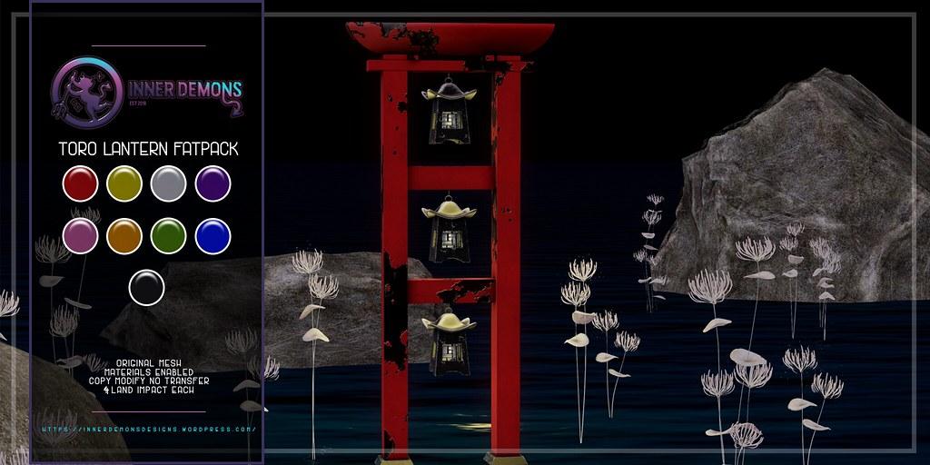 {ID} Toro Lantern