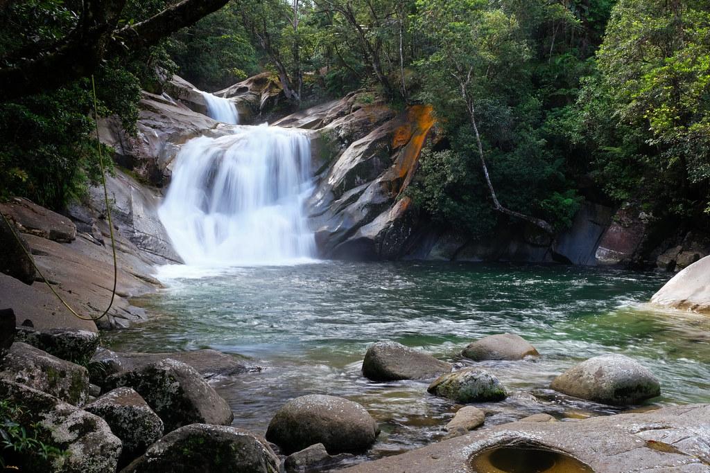 Josephine Falls, Queensland, Australia