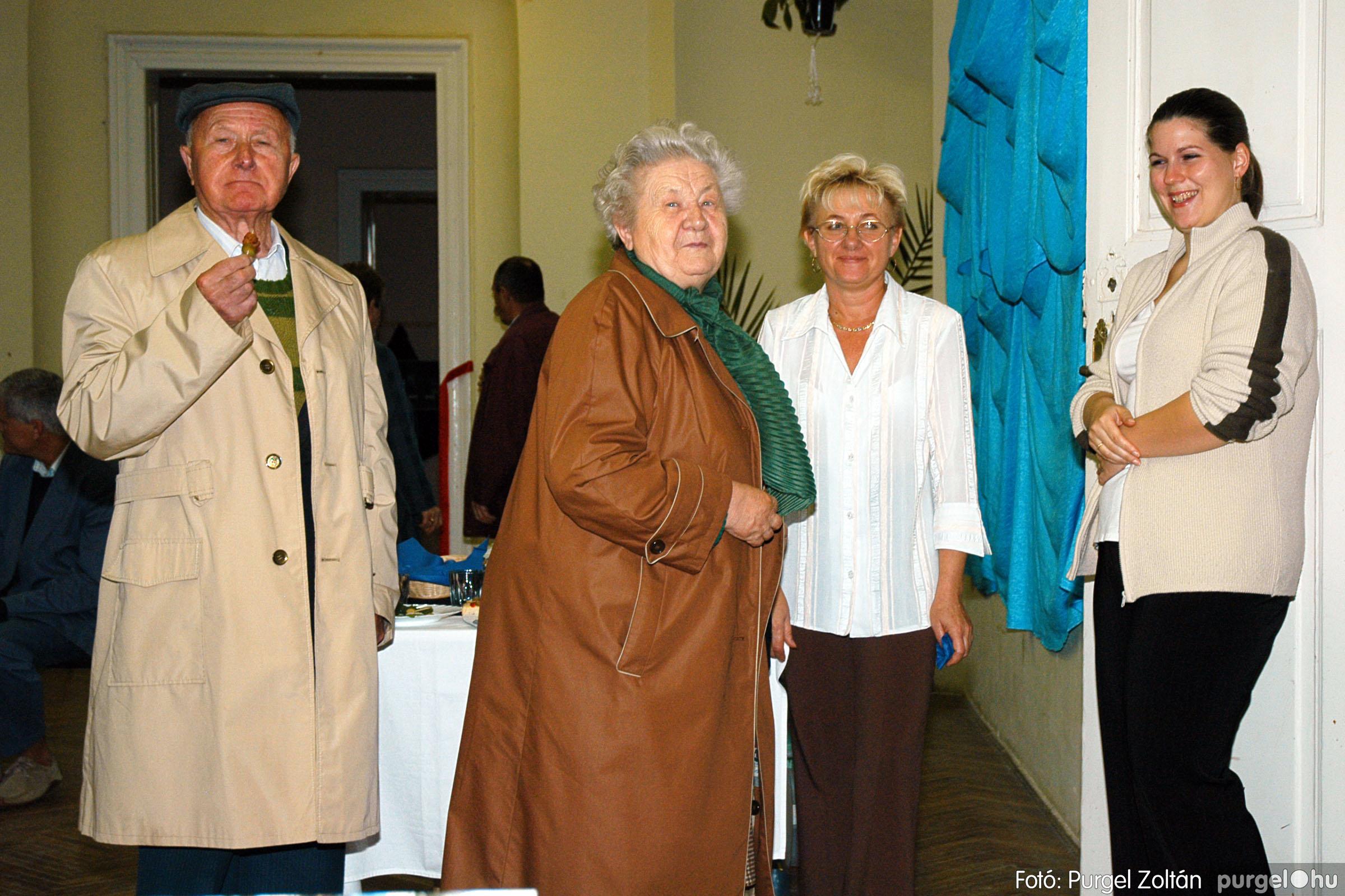 2004.09.25. 020 Dr. Csergő Károly alispán és kora című kiállítás és emléktábla avatás - Fotó:P. Z.©.jpg